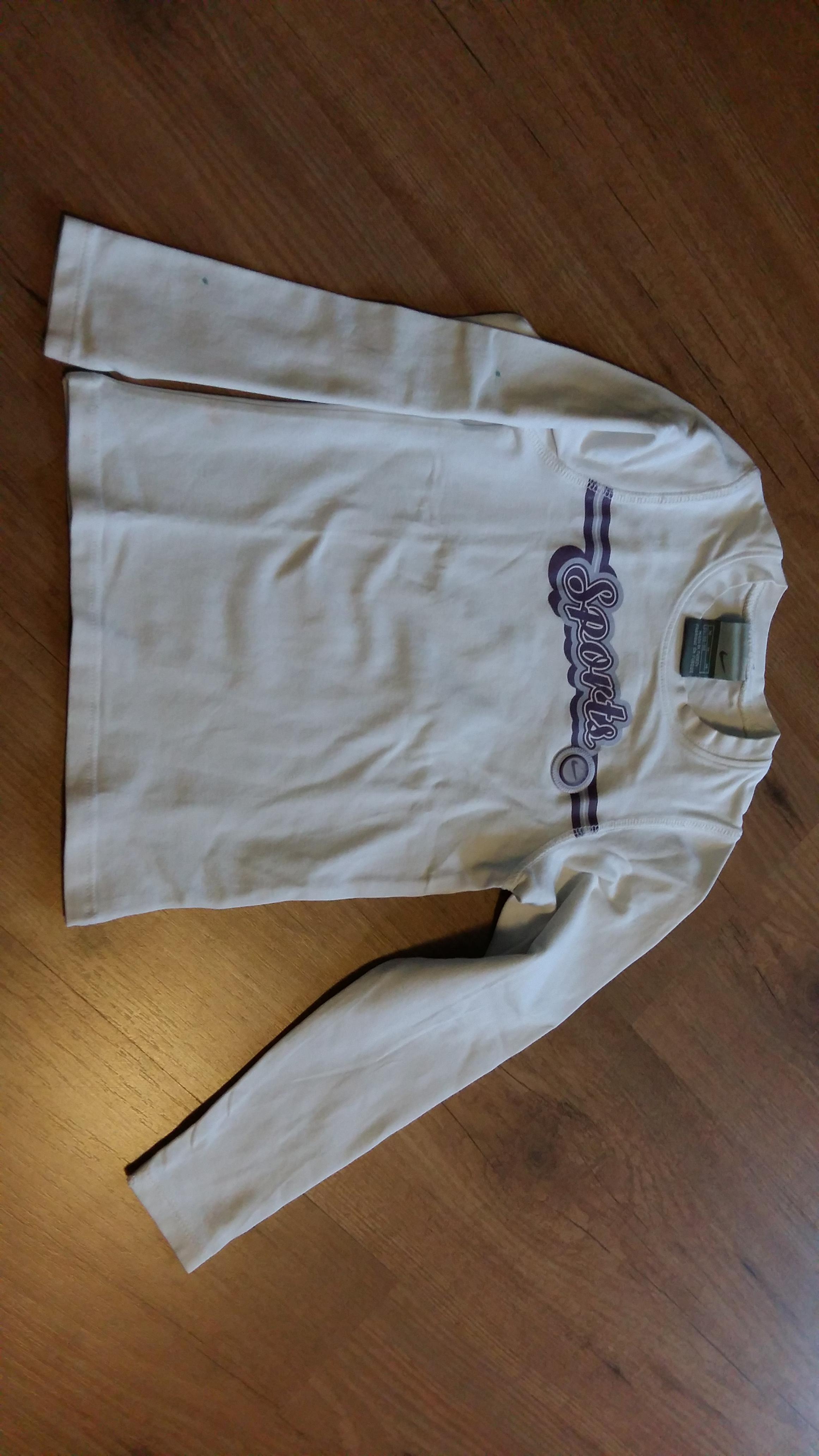 troc de troc t-shirt nike 6 ans image 0