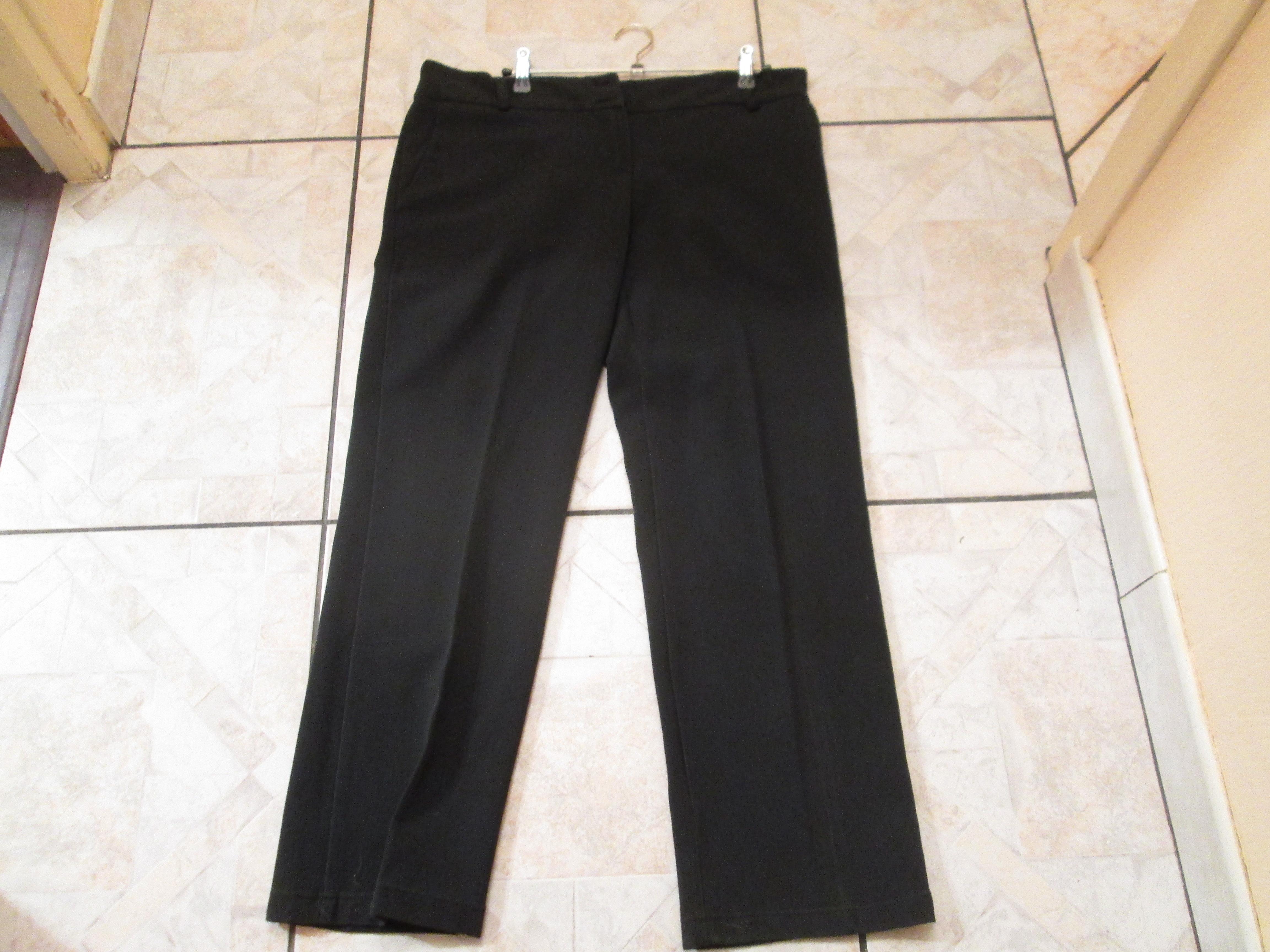 troc de troc pantalon noir taille 42 habillé image 0