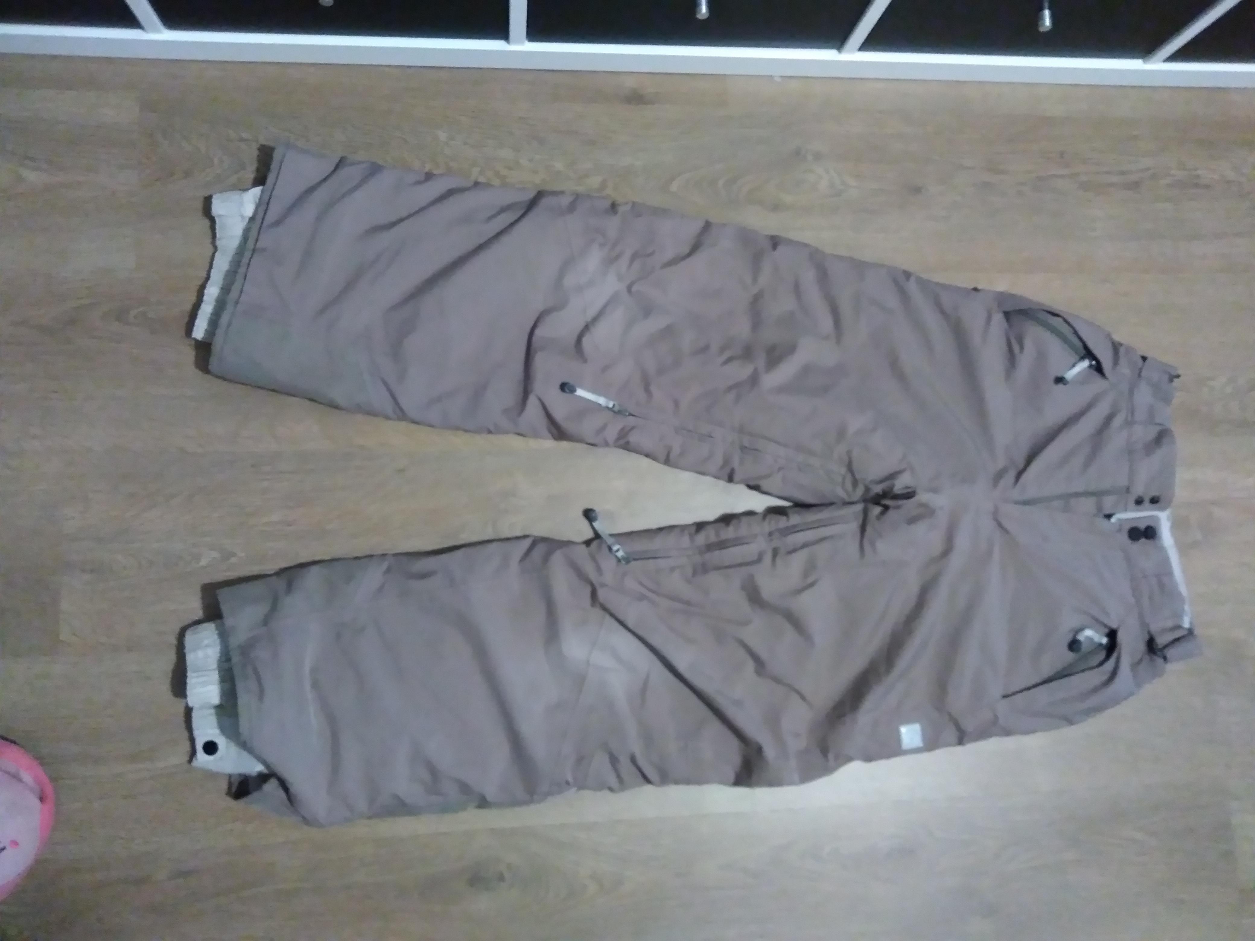 troc de troc pantalon de ski enfant taille 14 image 0
