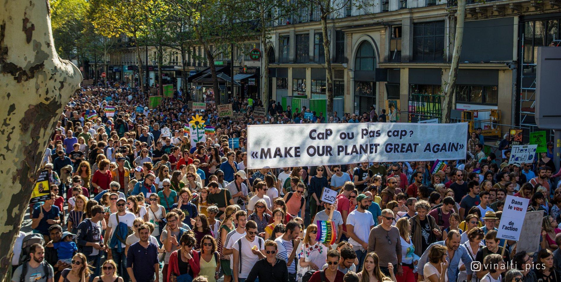 troc de troc participez à la marche pour le climat ! image 0
