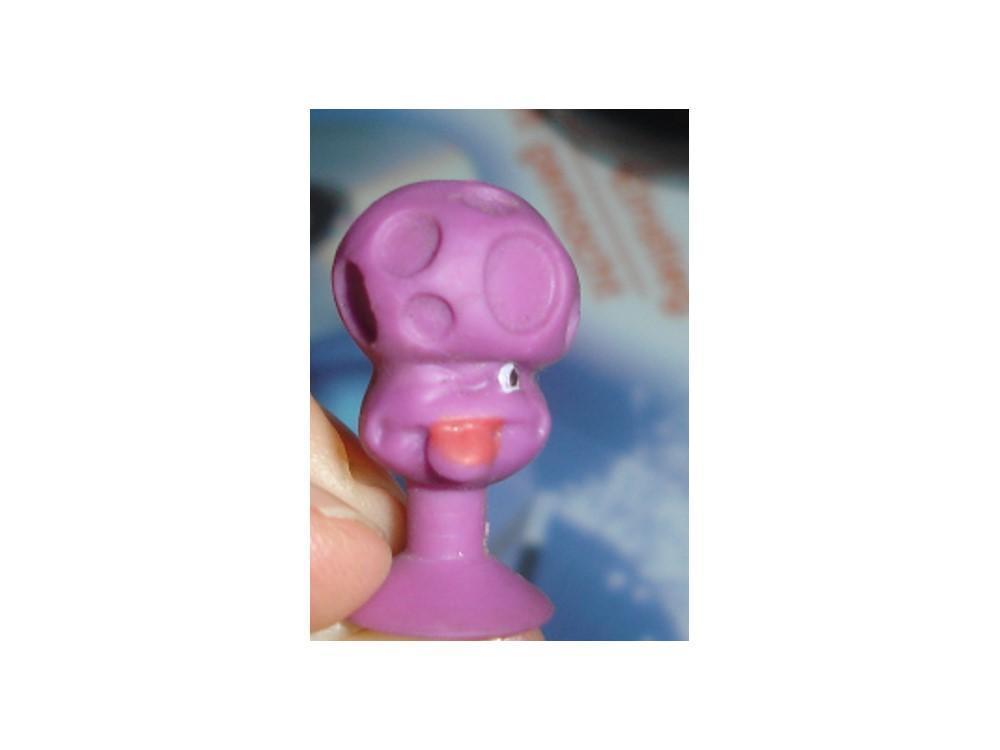 troc de troc figurine miniature micropopz stikeez r 9 / de supermarchÉs image 0