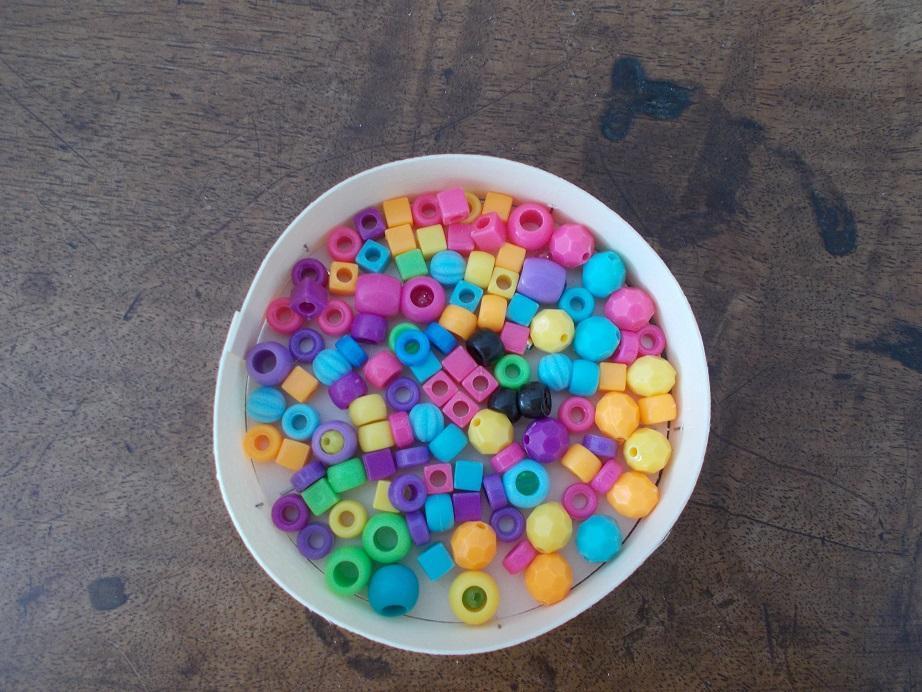 troc de troc perles multicolor image 0