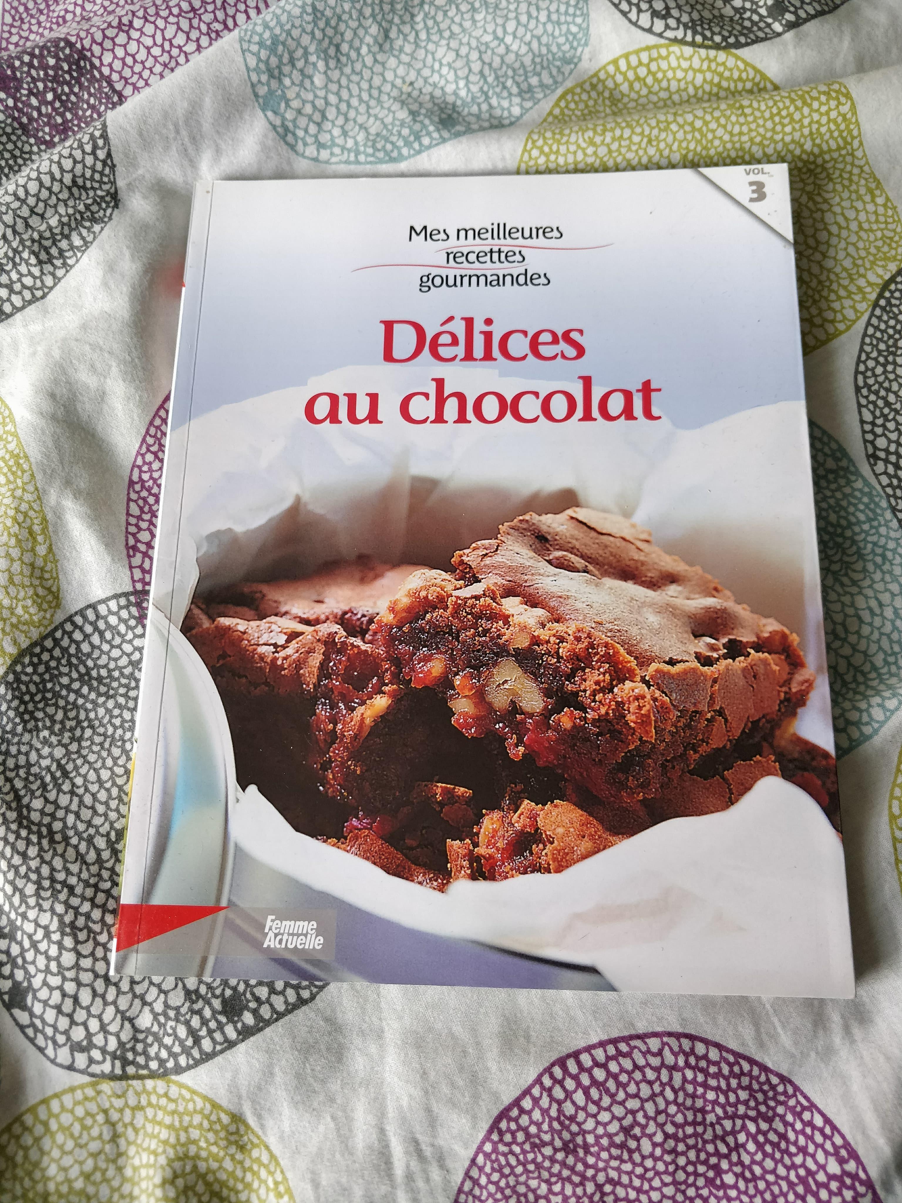 troc de troc livre recettes desserts au chocolat image 0