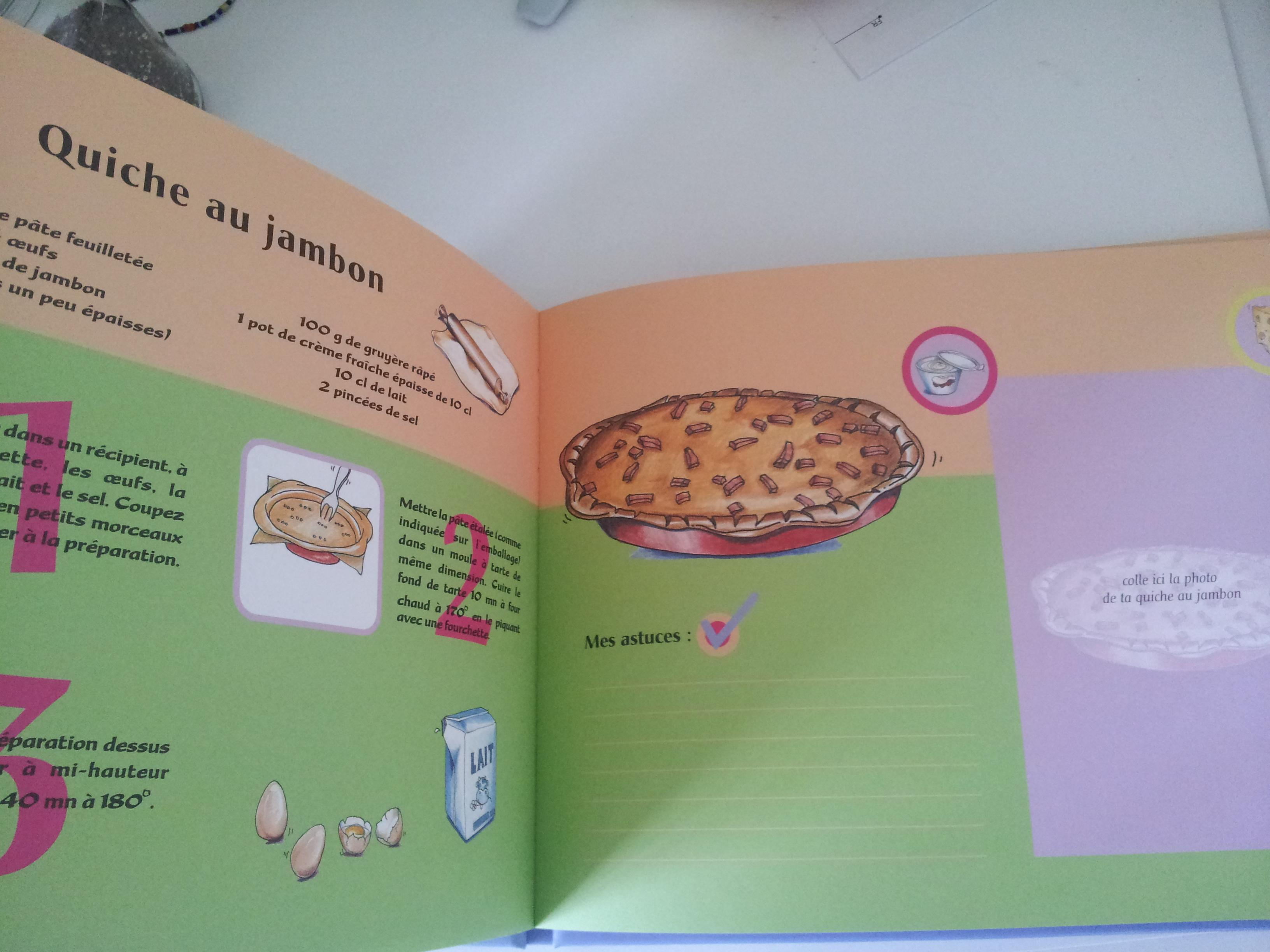 troc de troc livre de cuisine pour enfant image 2