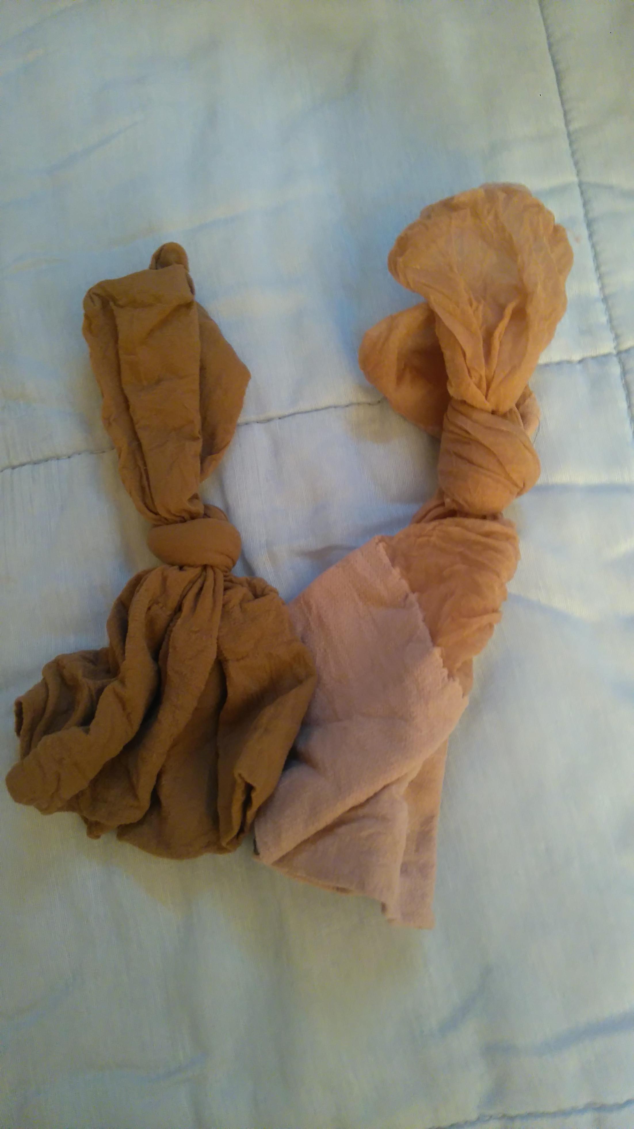 troc de troc deux paires de chausettes fines image 0
