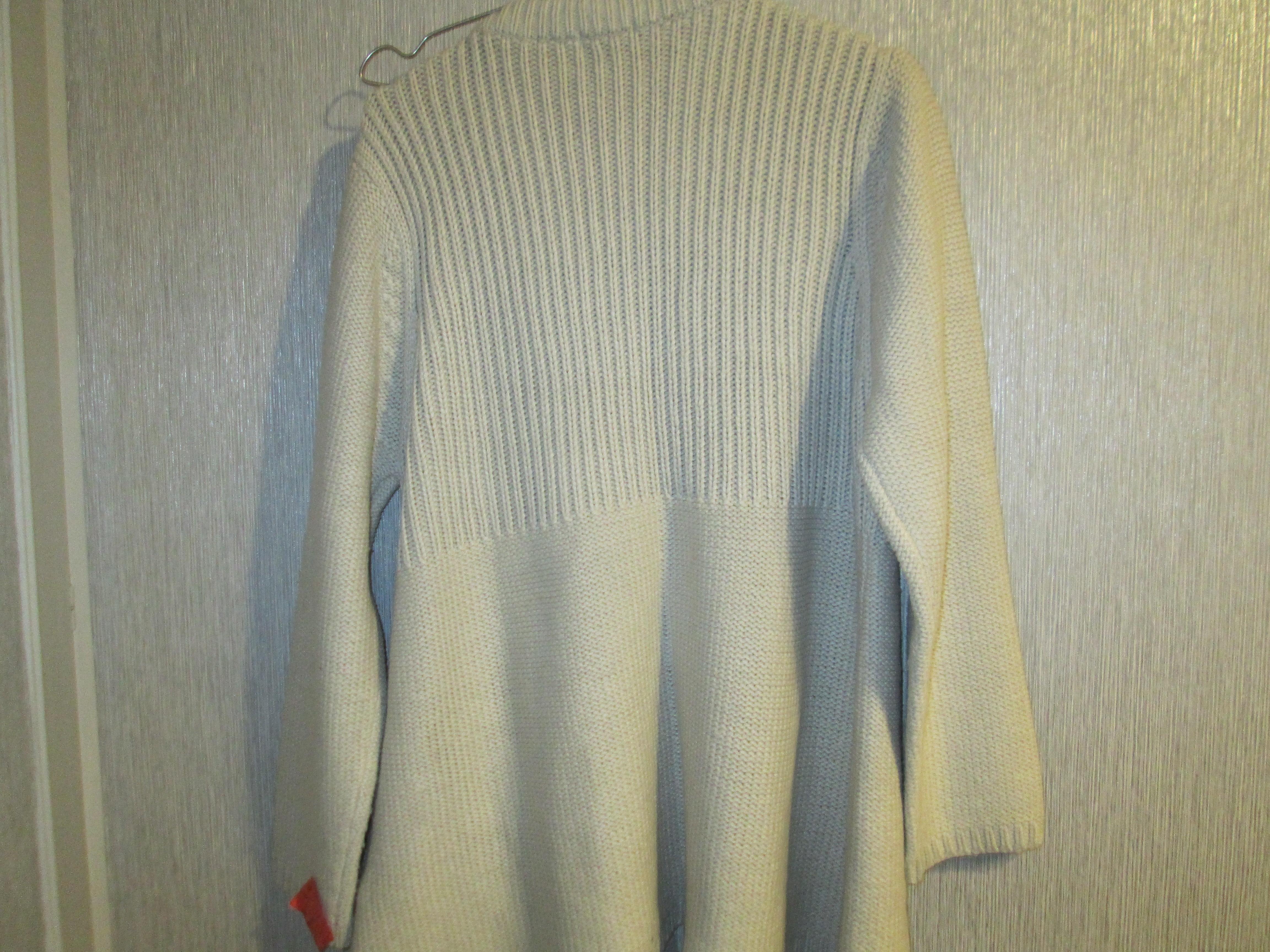 troc de troc reserve    veste de laine damard  taille 46/48 25 noisettes image 1