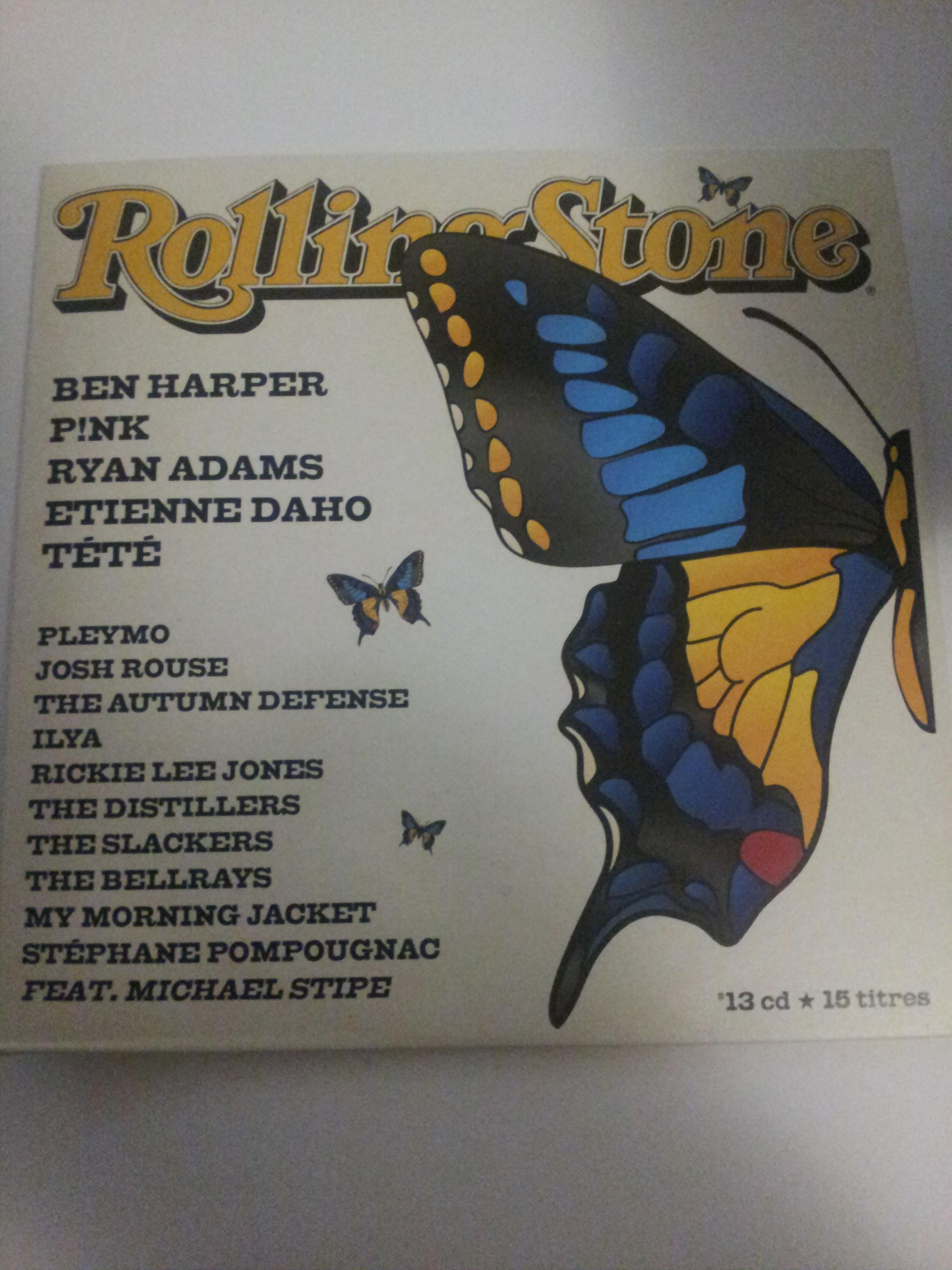 troc de troc compil' du magazine rolling stone image 0