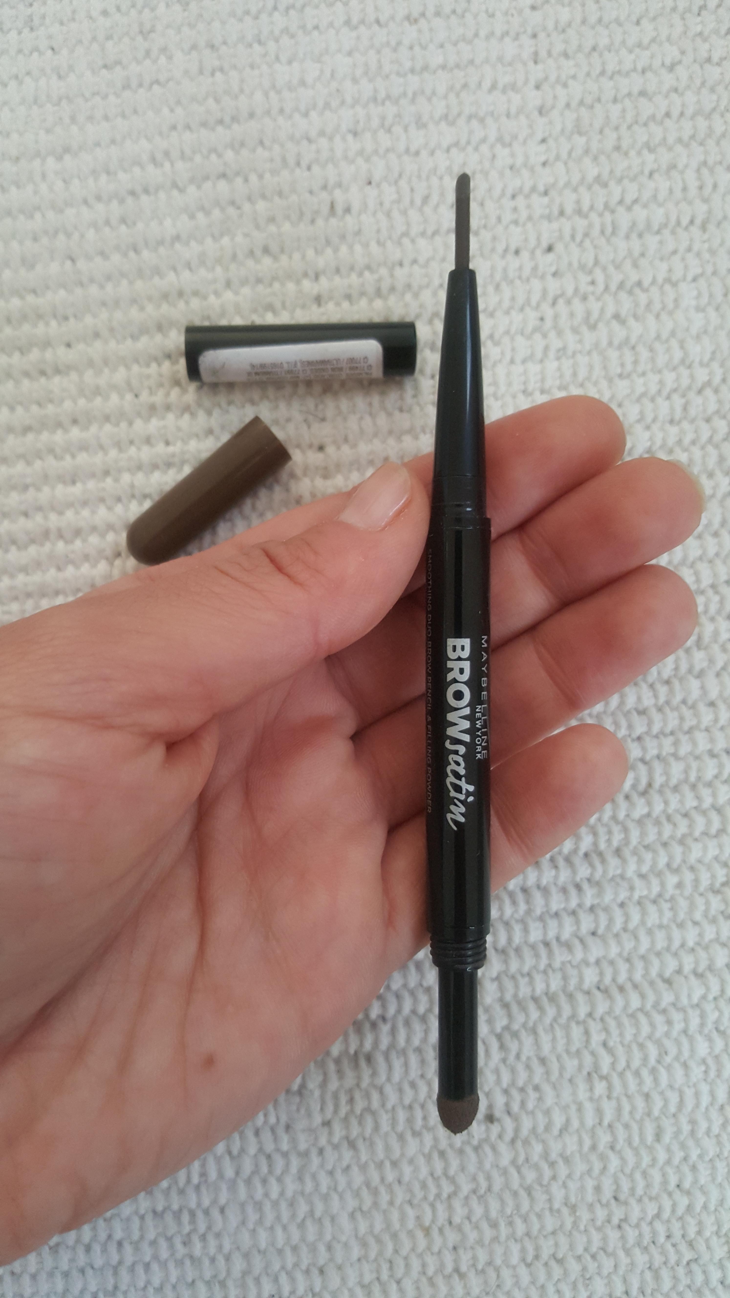 troc de troc crayon pour les sourcils gemay maybelline image 0