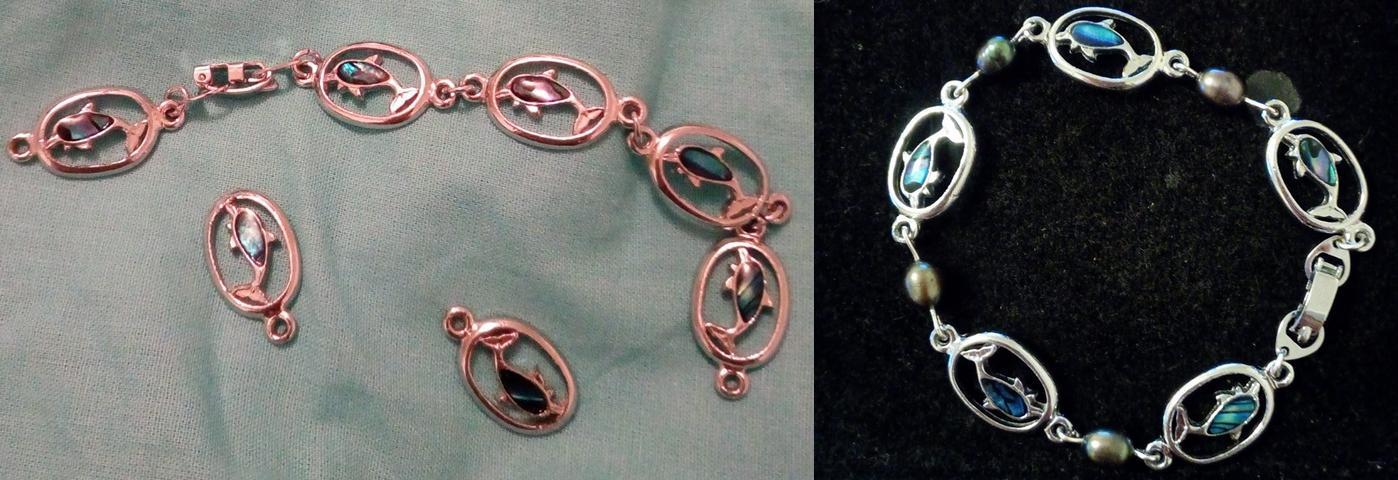 troc de troc * réparation/transformation de bijoux 30 noisettes de l'heure image 0