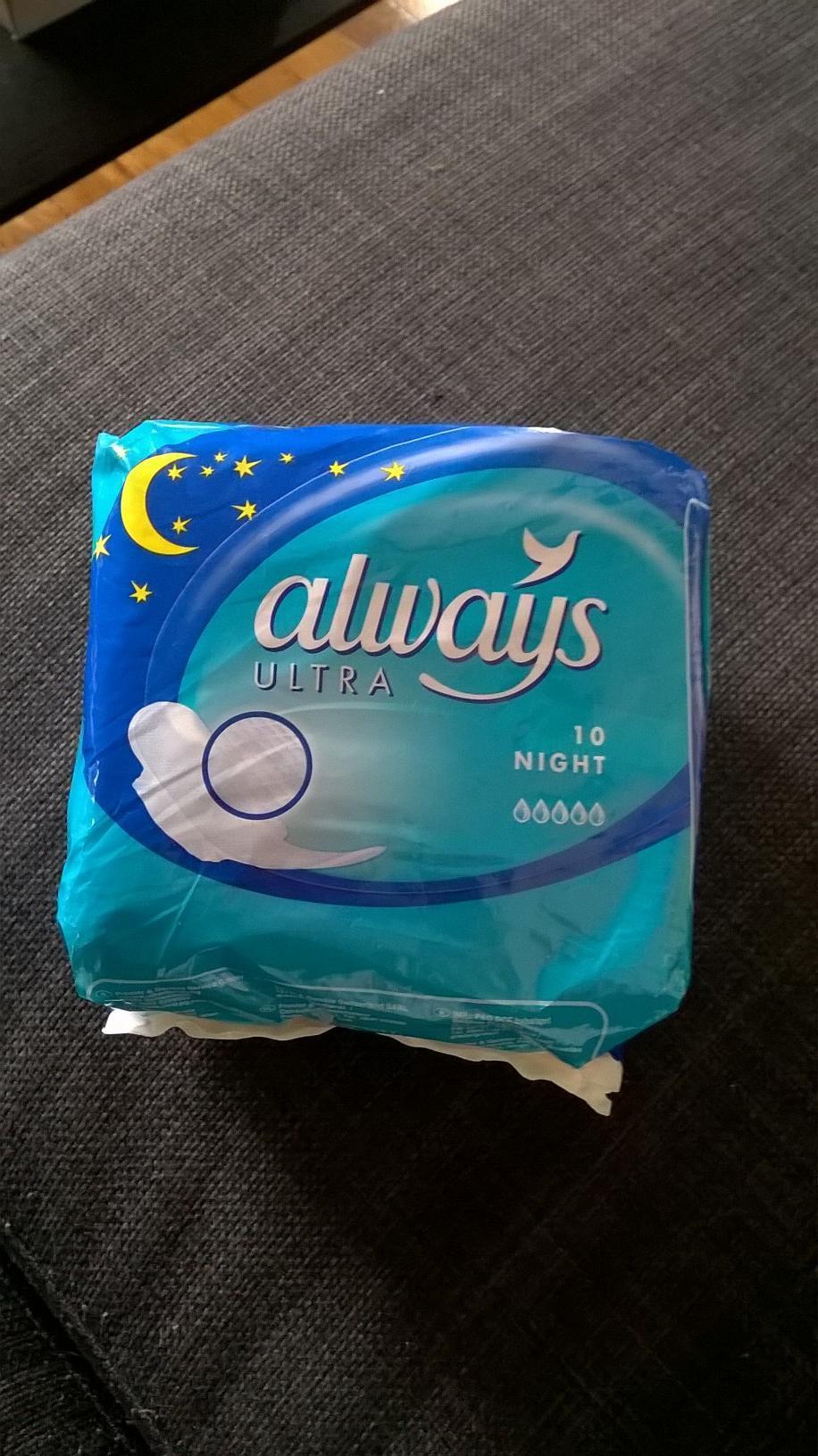 troc de troc serviettes hygiéniques image 0
