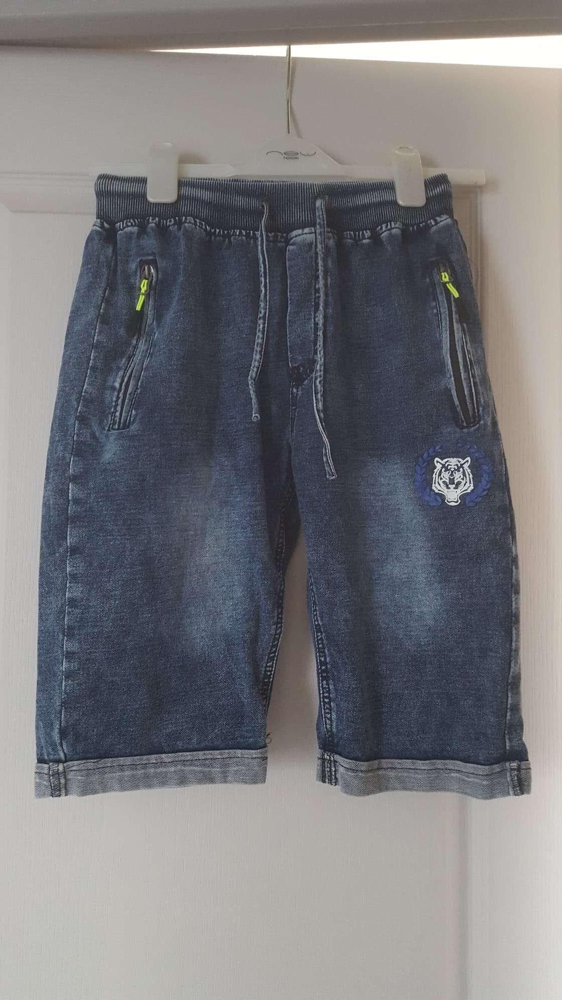 troc de troc réservé - short en jean - taille 14/16 ans image 0