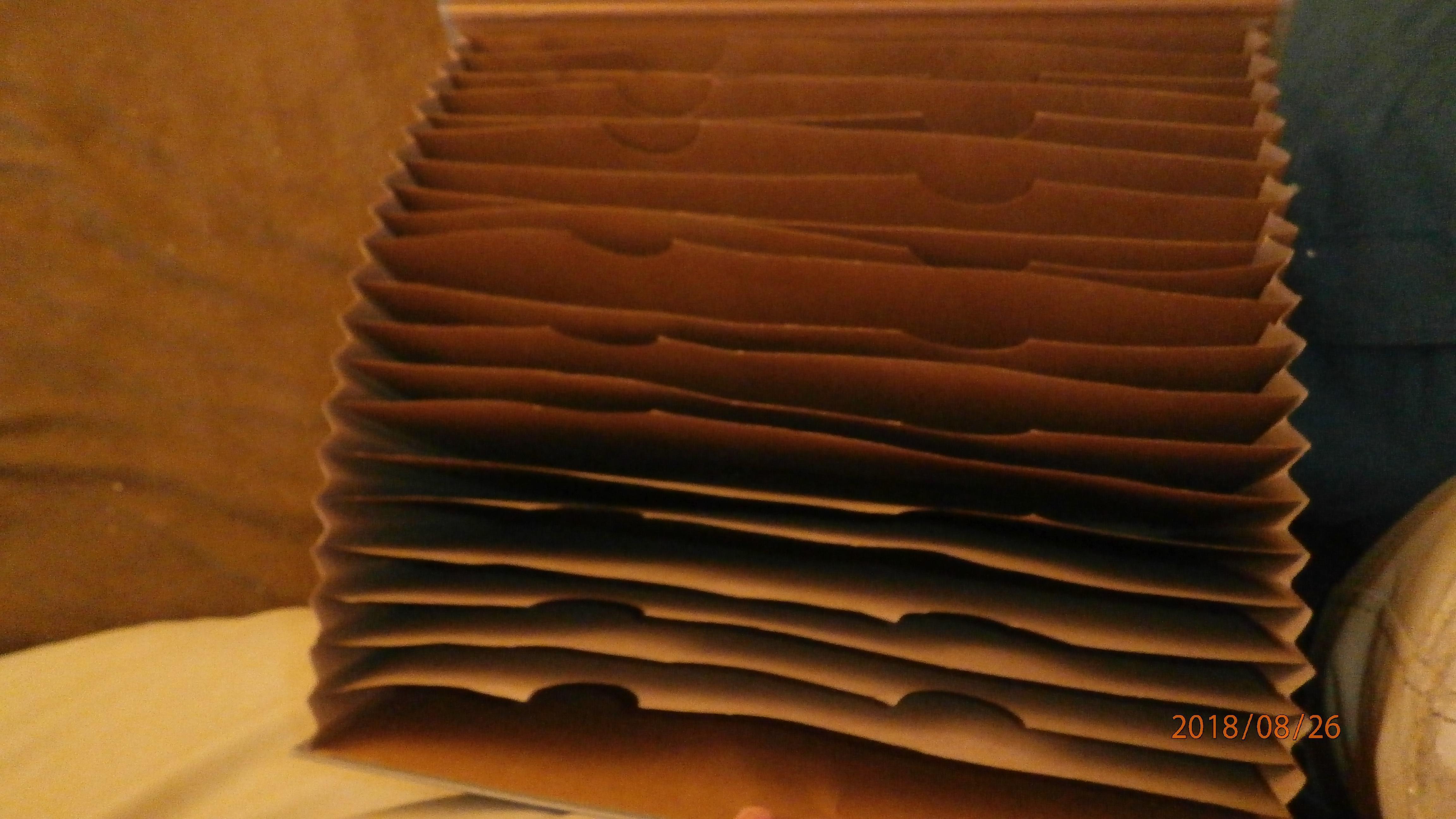 troc de troc range documents / trieur image 1