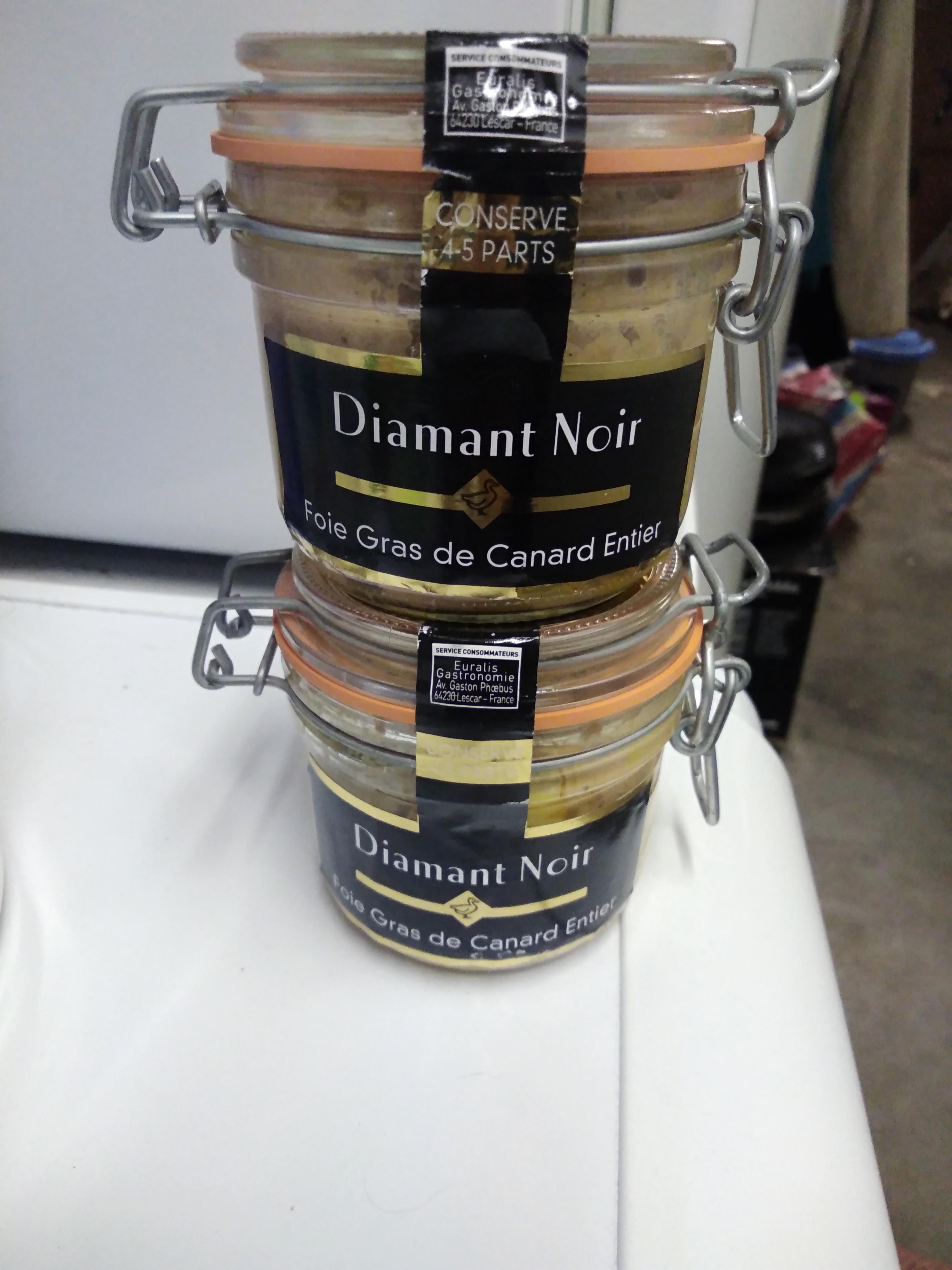 troc de troc 2 pots de foie gras entier de canard 4/5 part. image 0