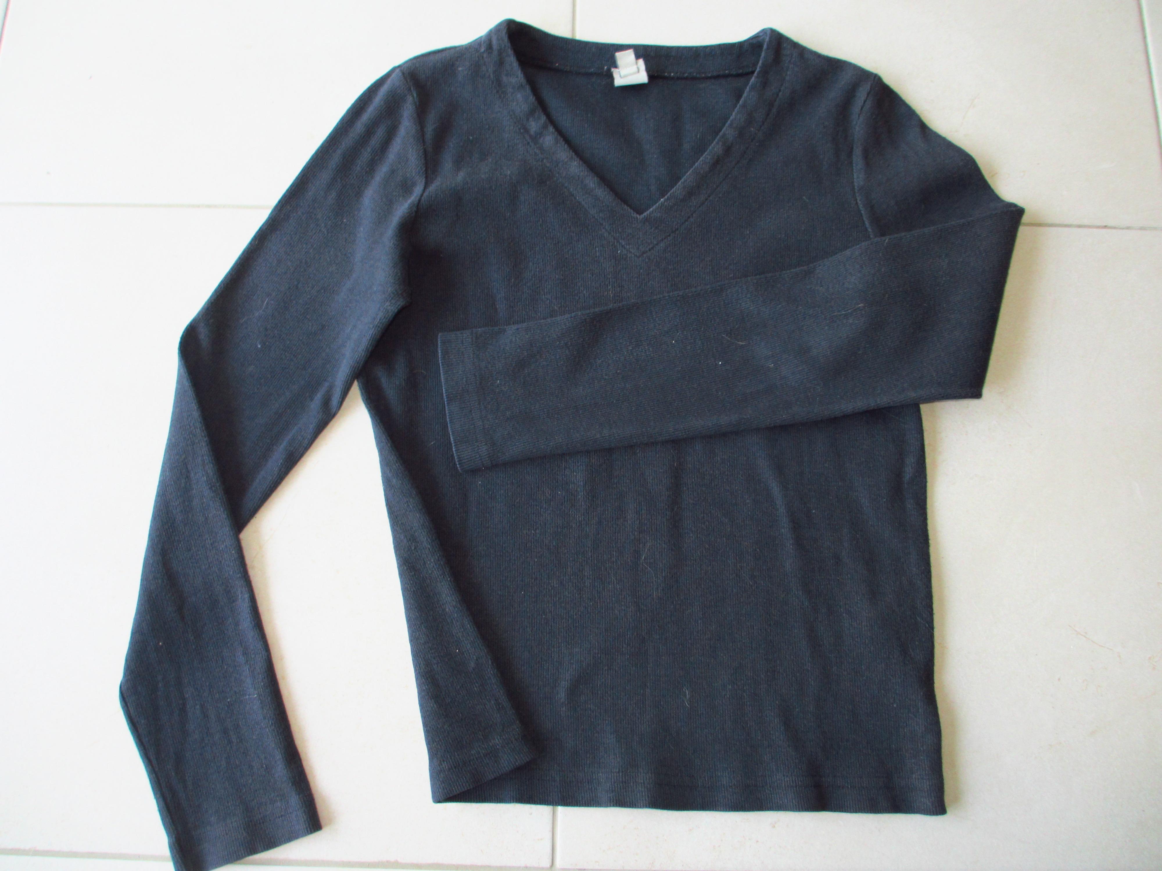 troc de troc t shirt épais liberto - taille m image 0