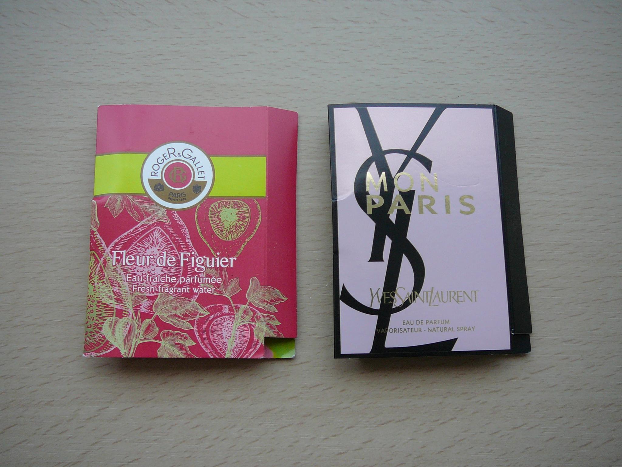 troc de troc réservés dauphine02 2 échantillons de parfum image 0