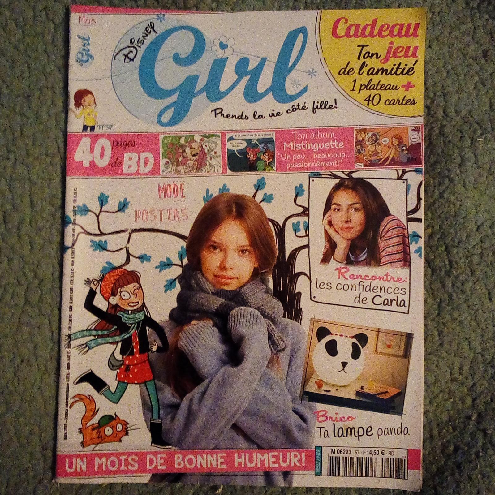 troc de troc revue girl image 0