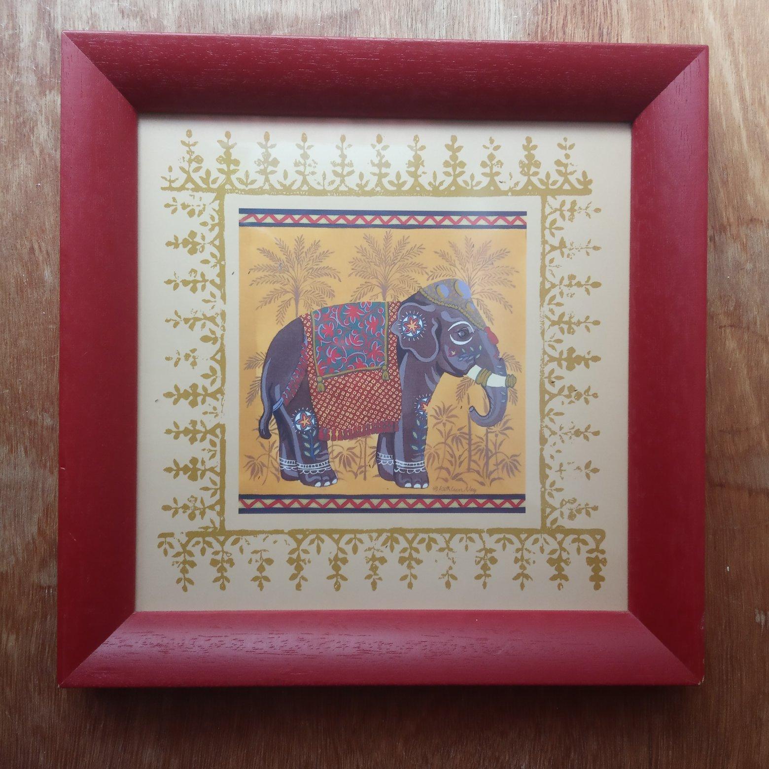 troc de troc cadre éléphant image 0
