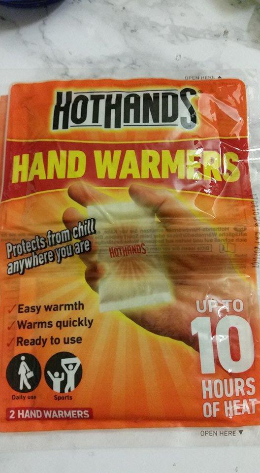 troc de troc lot 3 réchauffeurs pour les mains image 0