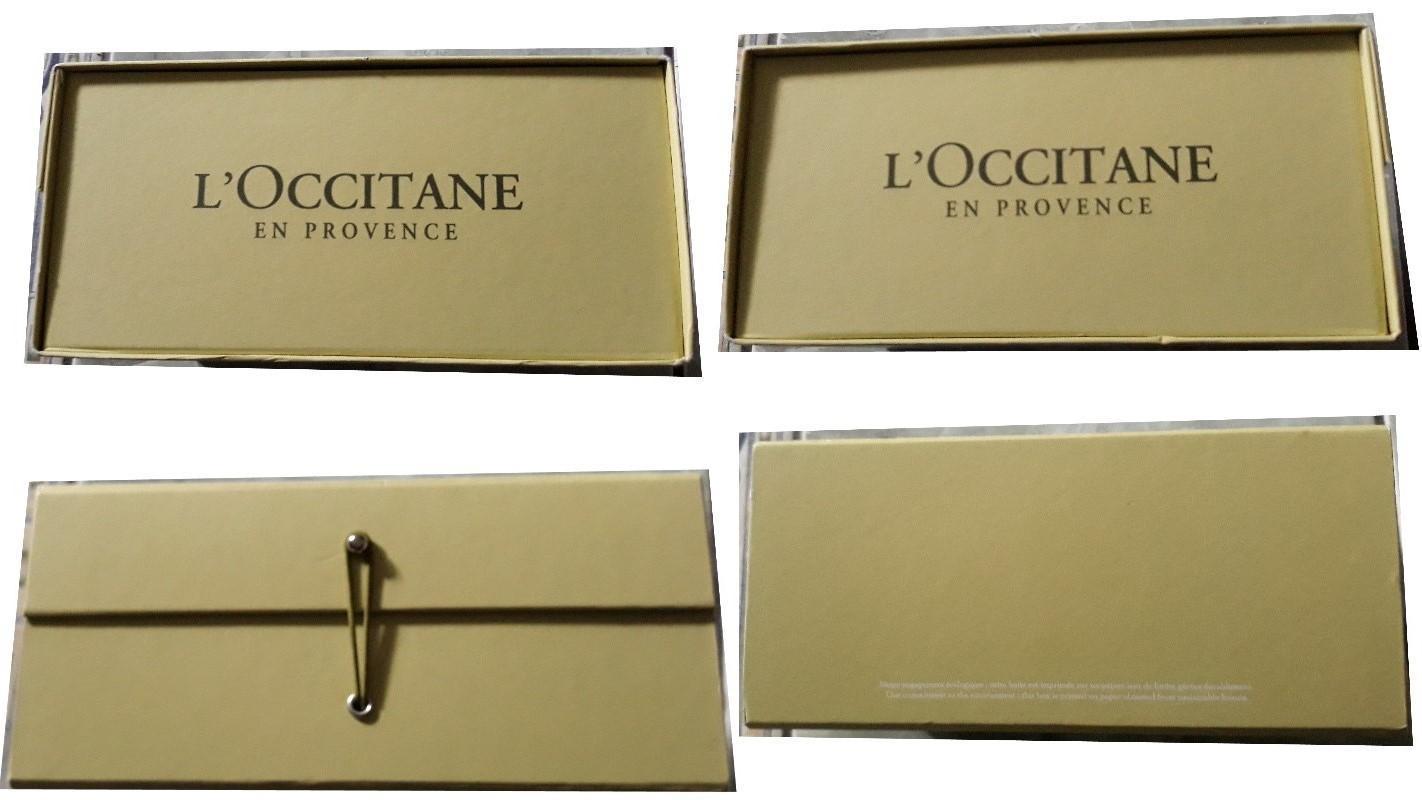 troc de troc coffret carton l'occitane image 1