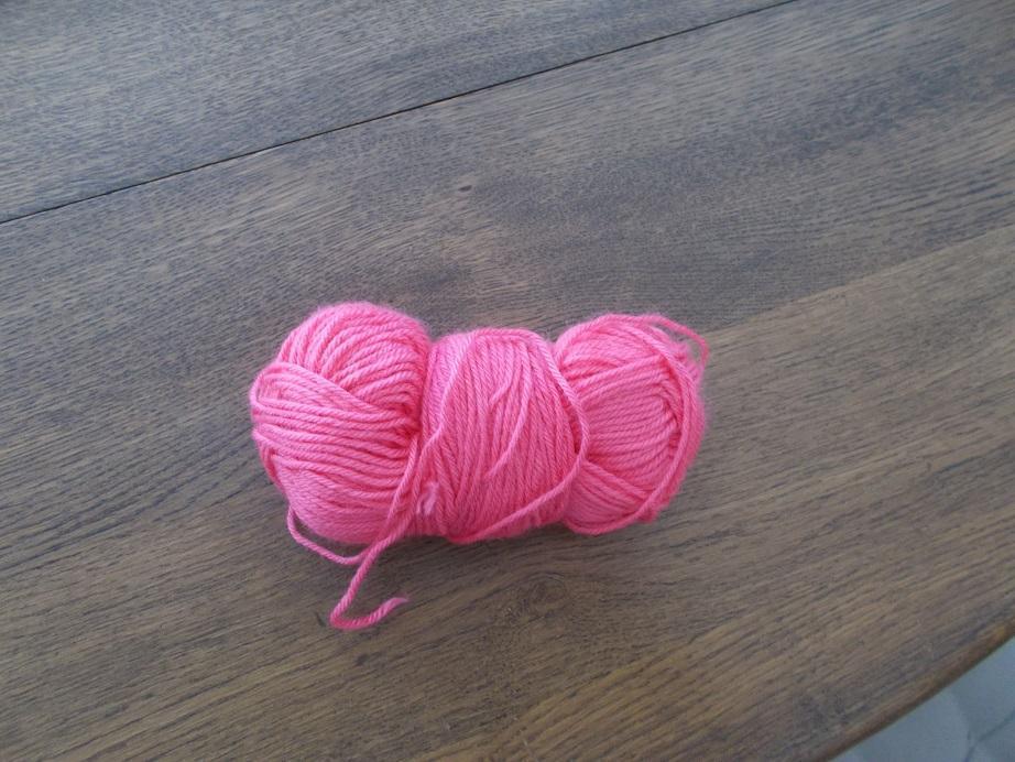 troc de troc (reserver) pelote de laine image 0
