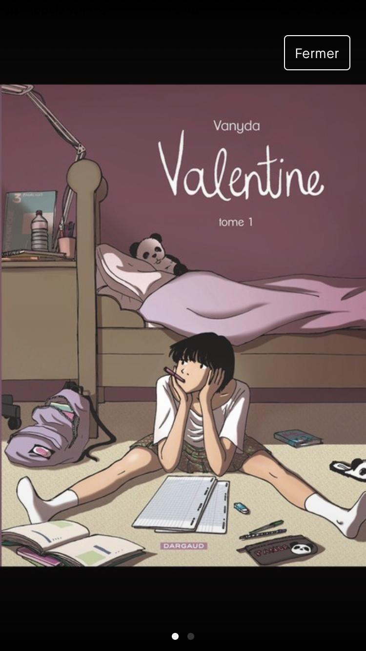 troc de troc livre tome 1 valentine image 0