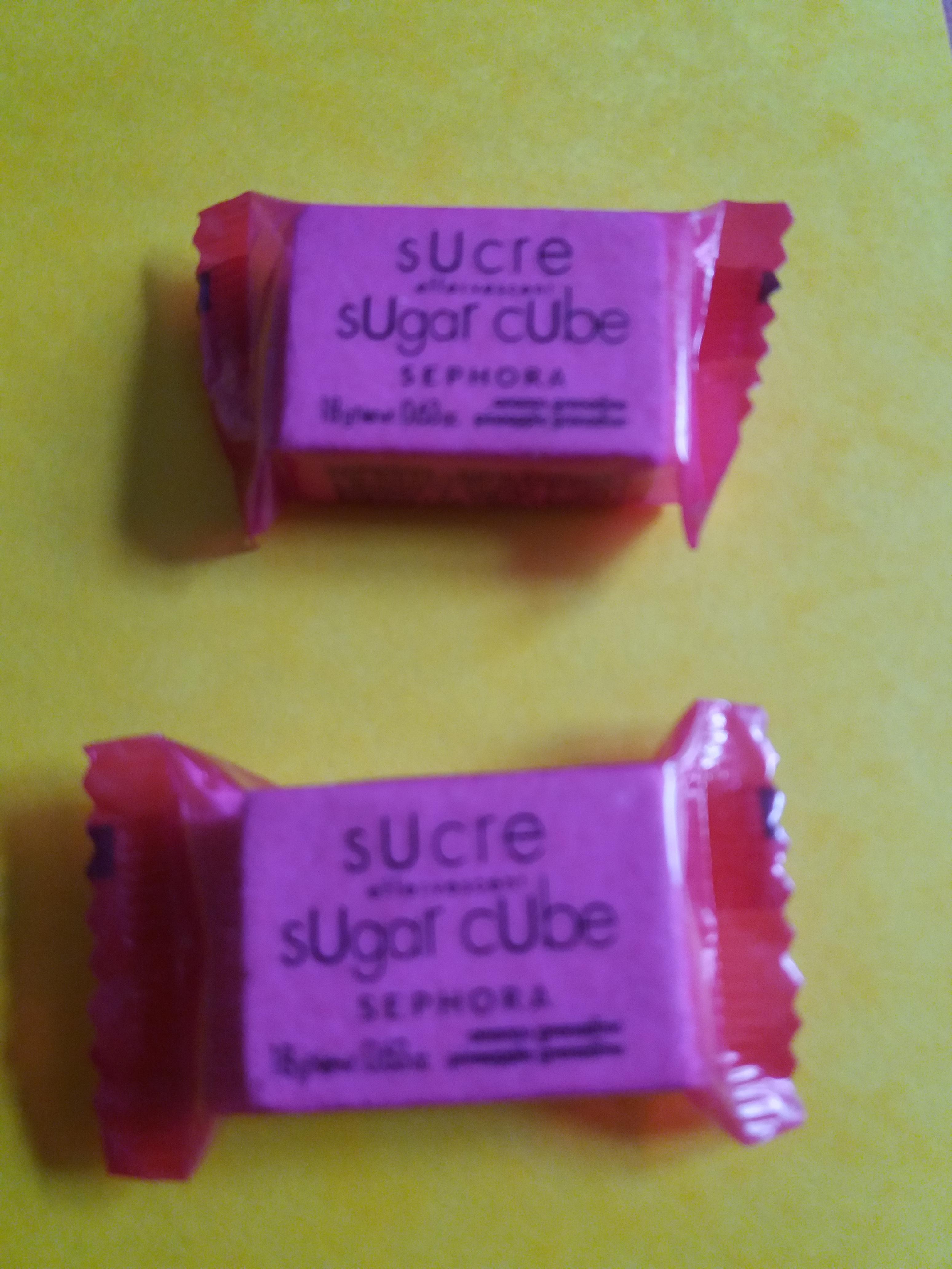 troc de troc sugar cube  pour bain image 0