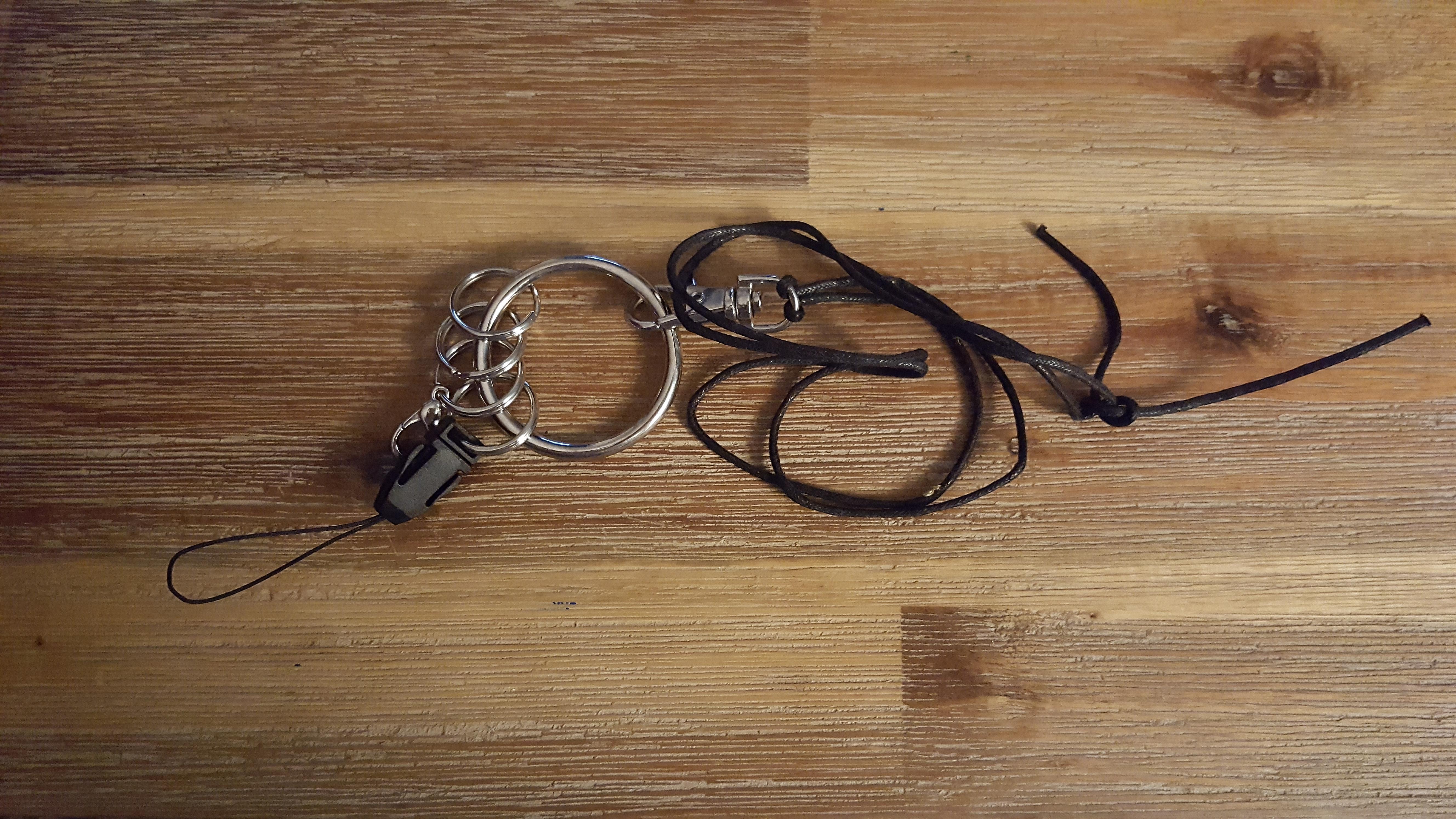 troc de troc collier porte-clés image 0