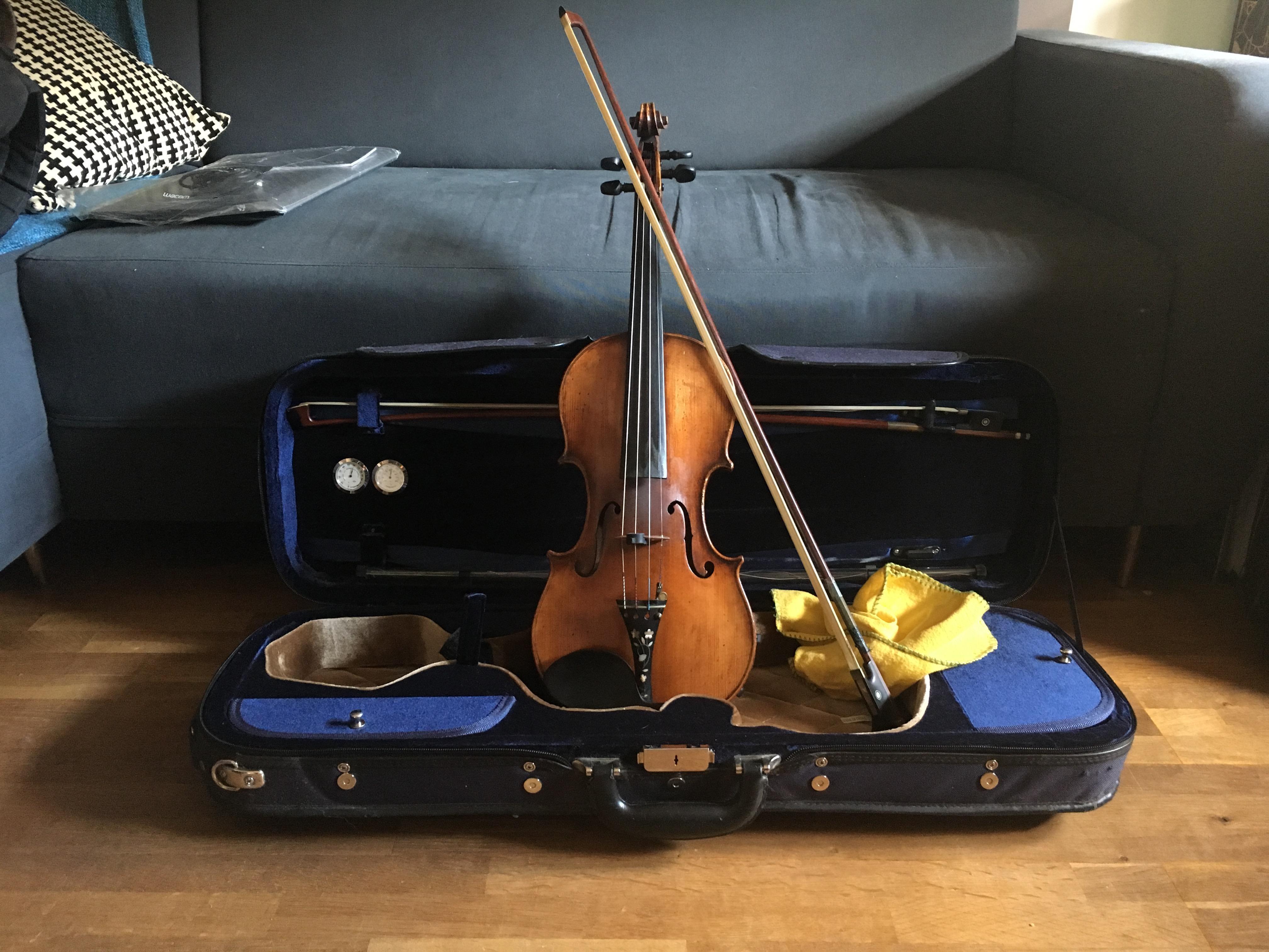 troc de troc cours de violon image 0