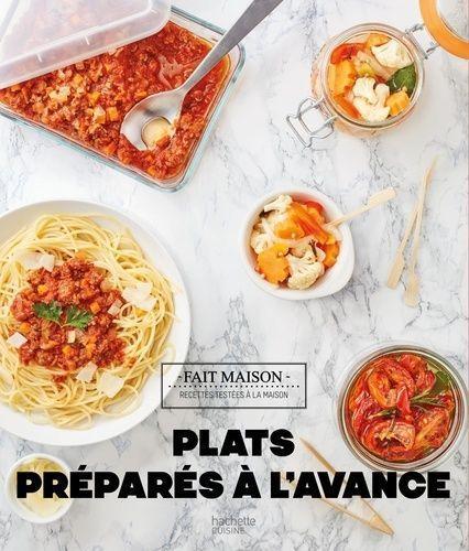 troc de troc recherche le livre plats préparés À l'avance d'harlé emmanuel image 0