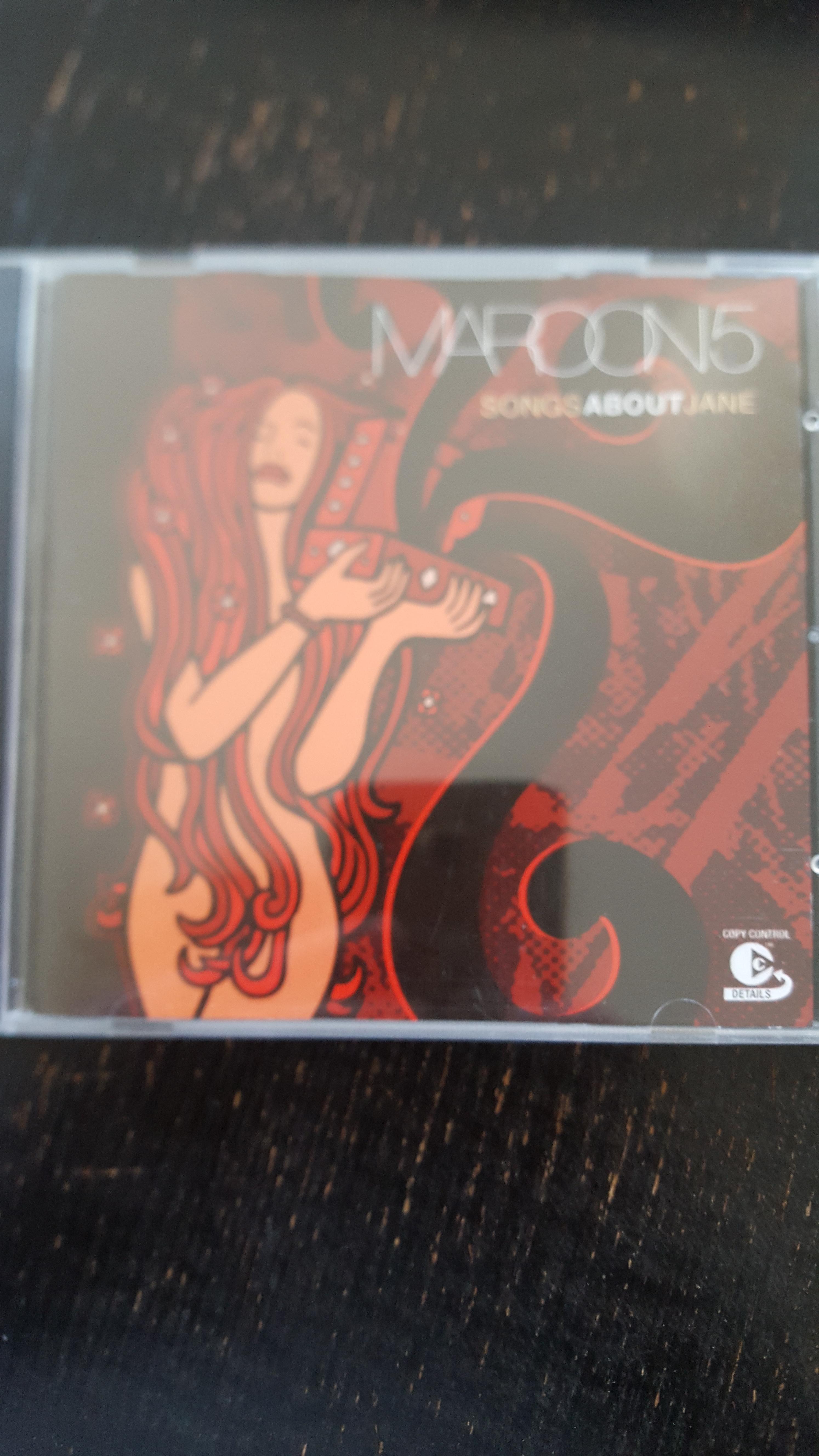 troc de troc cd maroon 5 image 0
