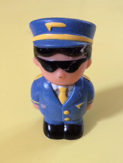 troc de troc figurine pilote avion 7 cm image 0
