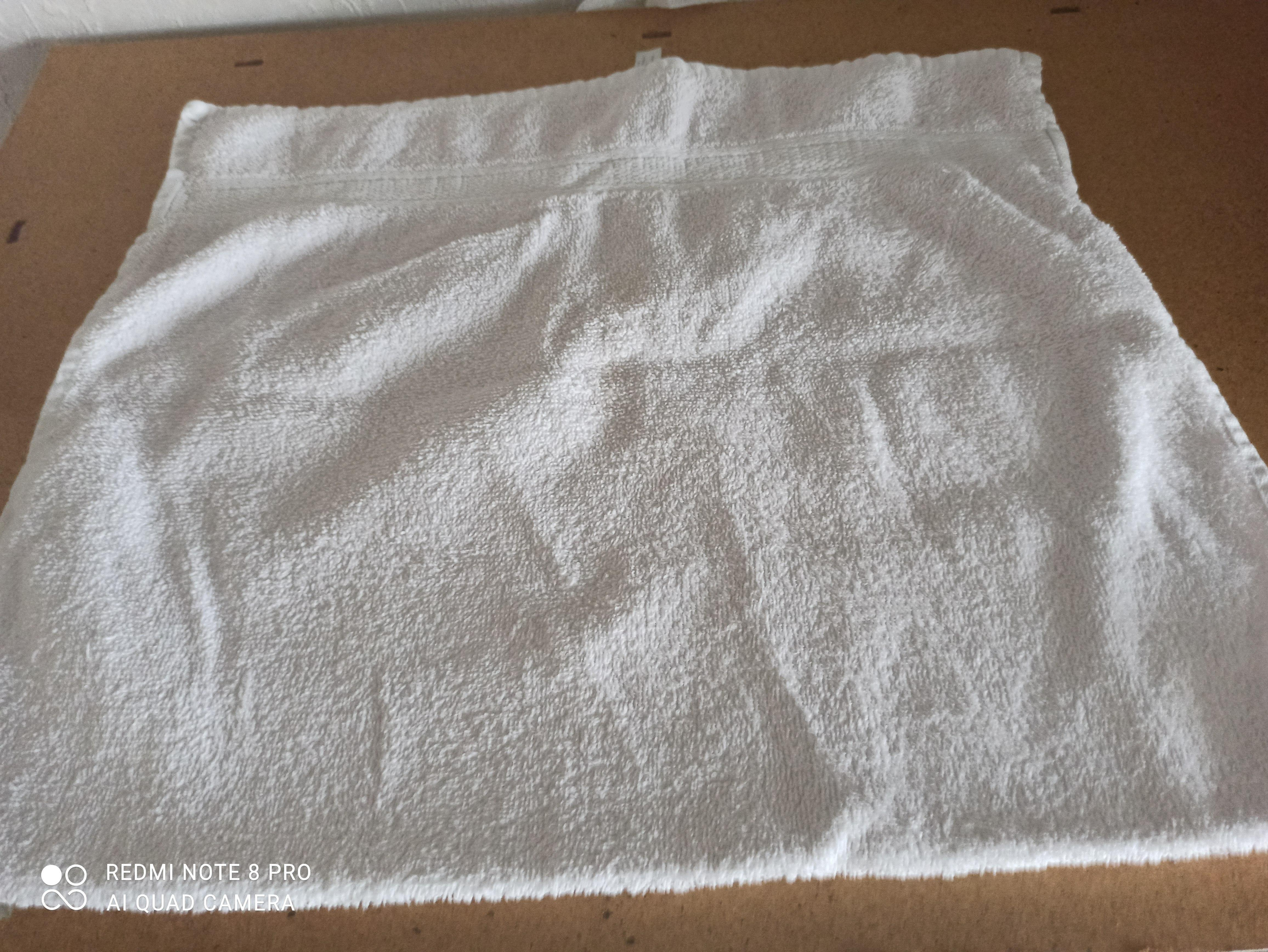 troc de troc petite serviette blanche occasion image 0