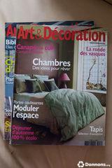 troc de troc lot magazines art & décoration image 0