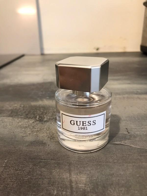 troc de troc recherche parfum guess 1981 image 0