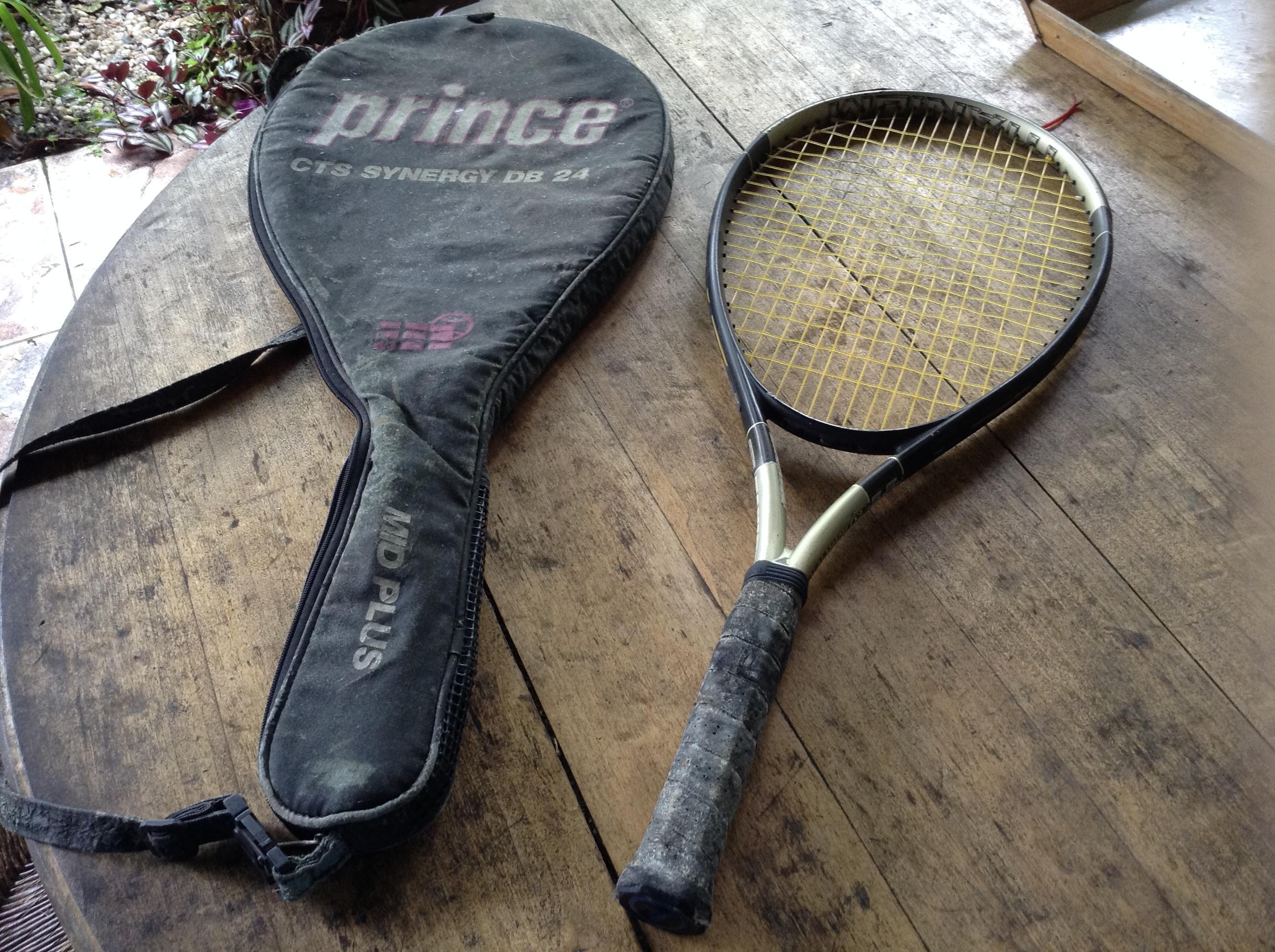 troc de troc raquette de tennis adulte image 0