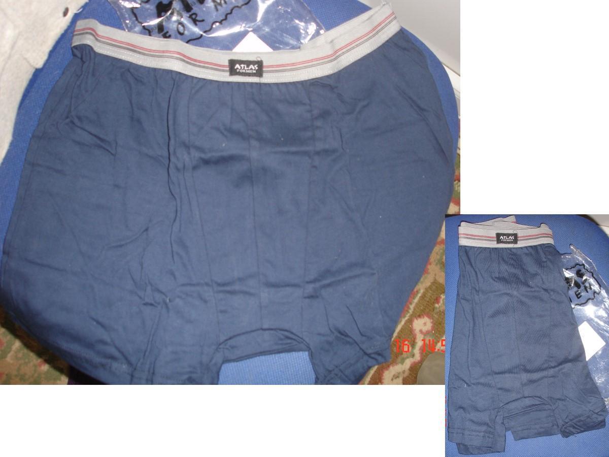 troc de troc neuf : atlas for men / short shortys homme xl bleu foncé image 0