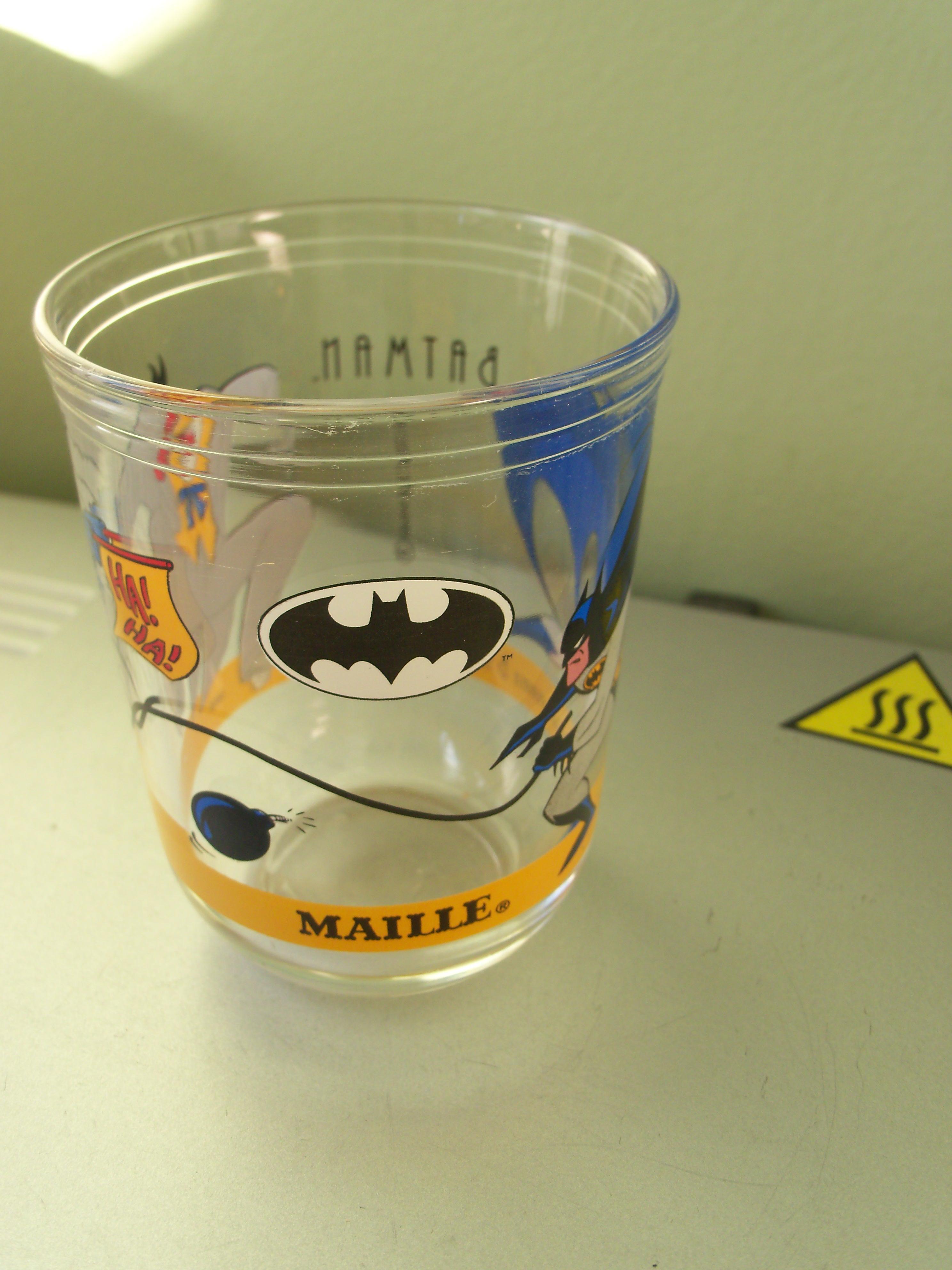 troc de troc verre batman image 2
