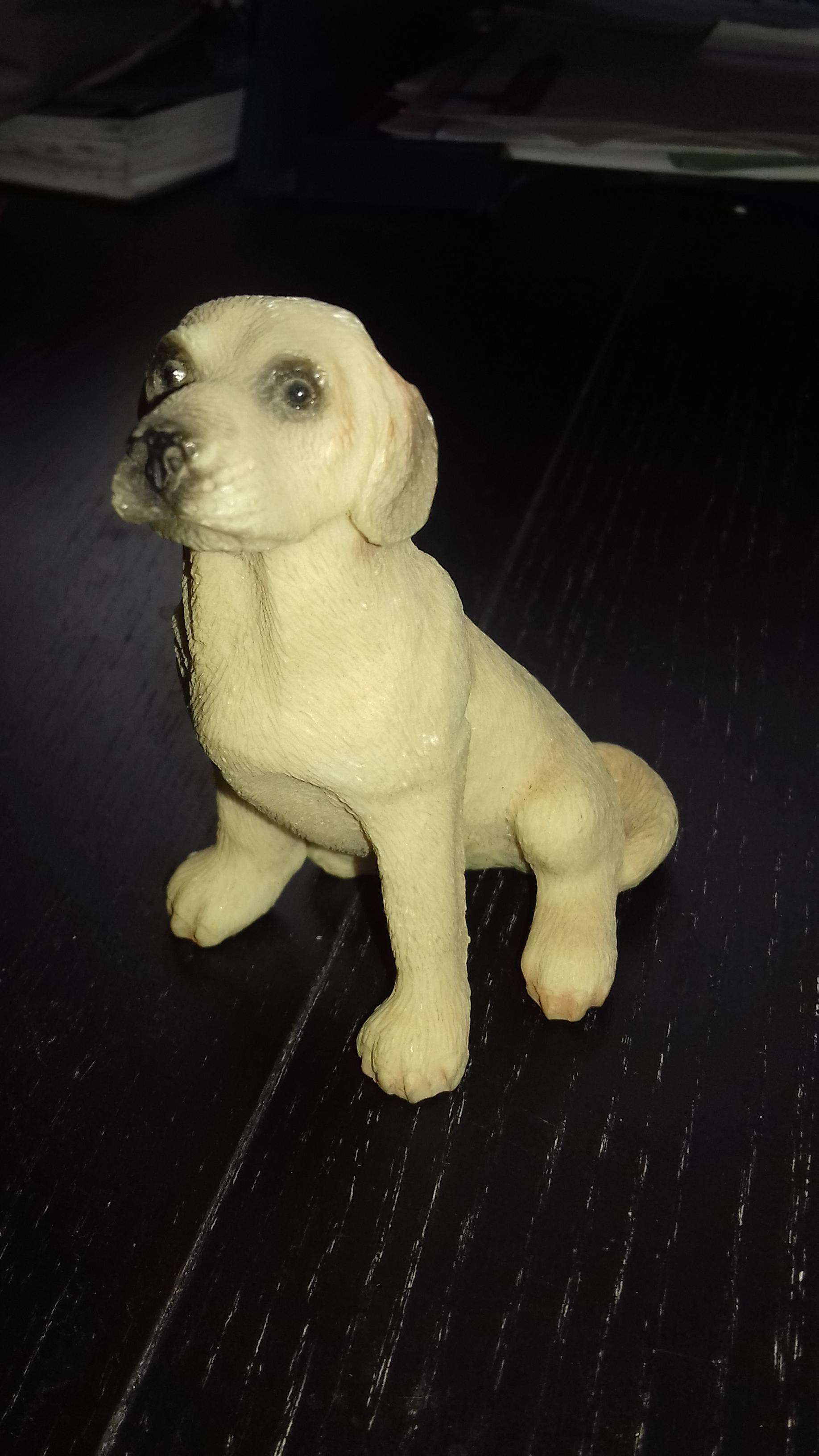 troc de troc figurine labrador image 0