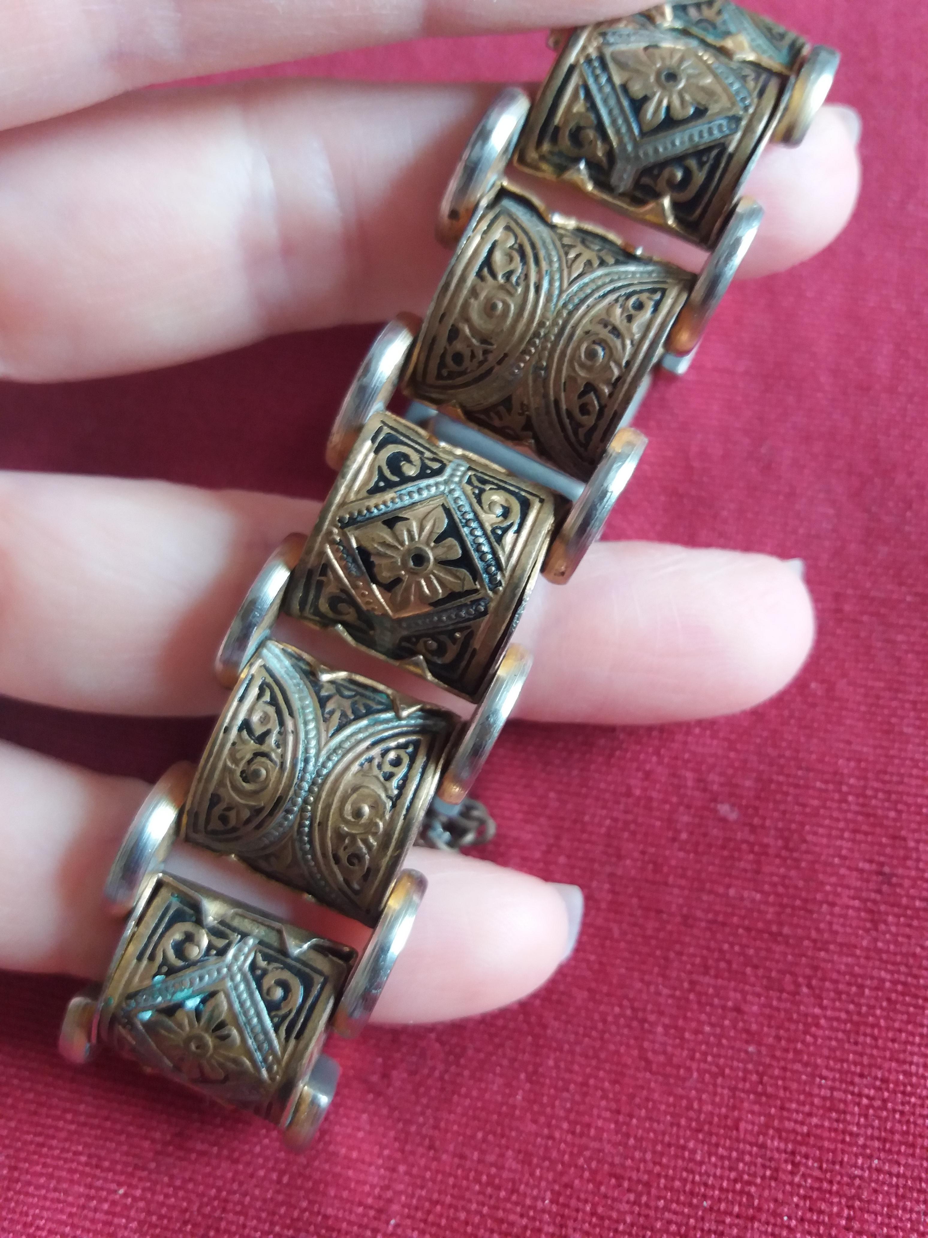 troc de troc bracelet  metal image 1