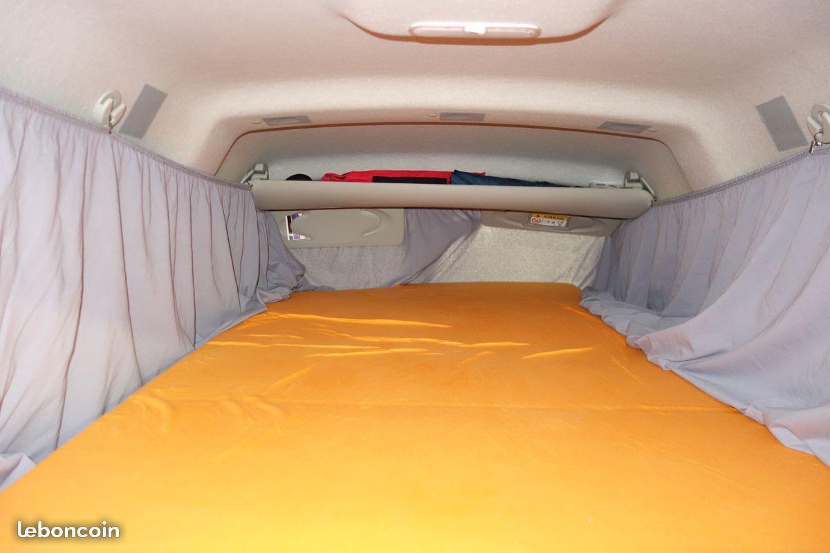 troc de troc lit escamotable pour kangoo image 0