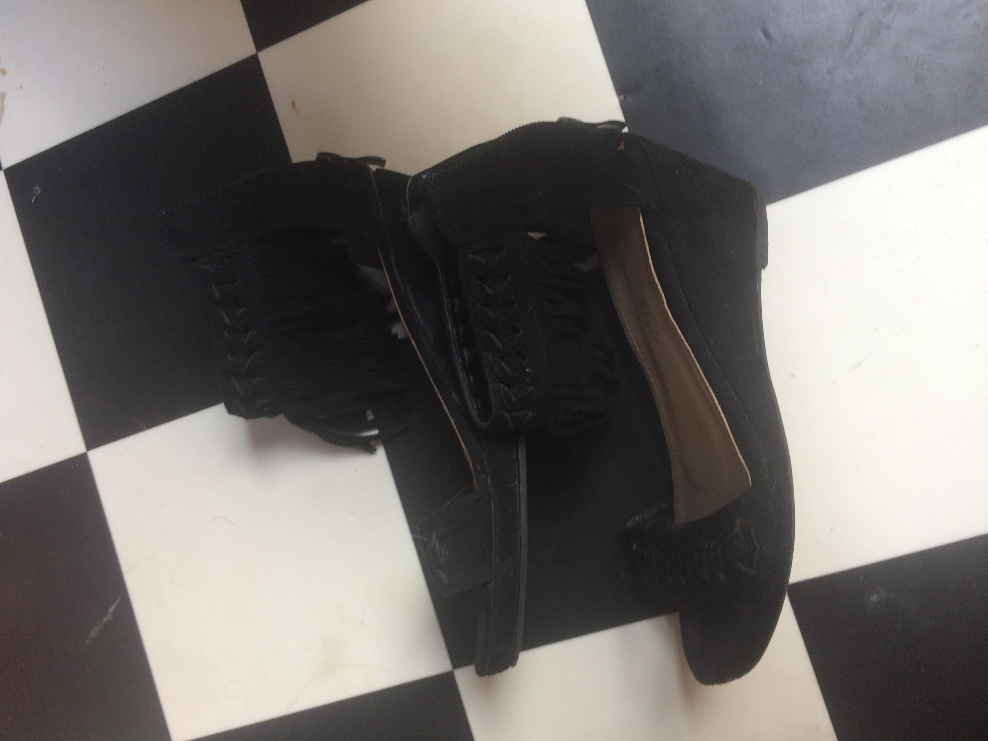 troc de troc sandales compensées t37 image 1