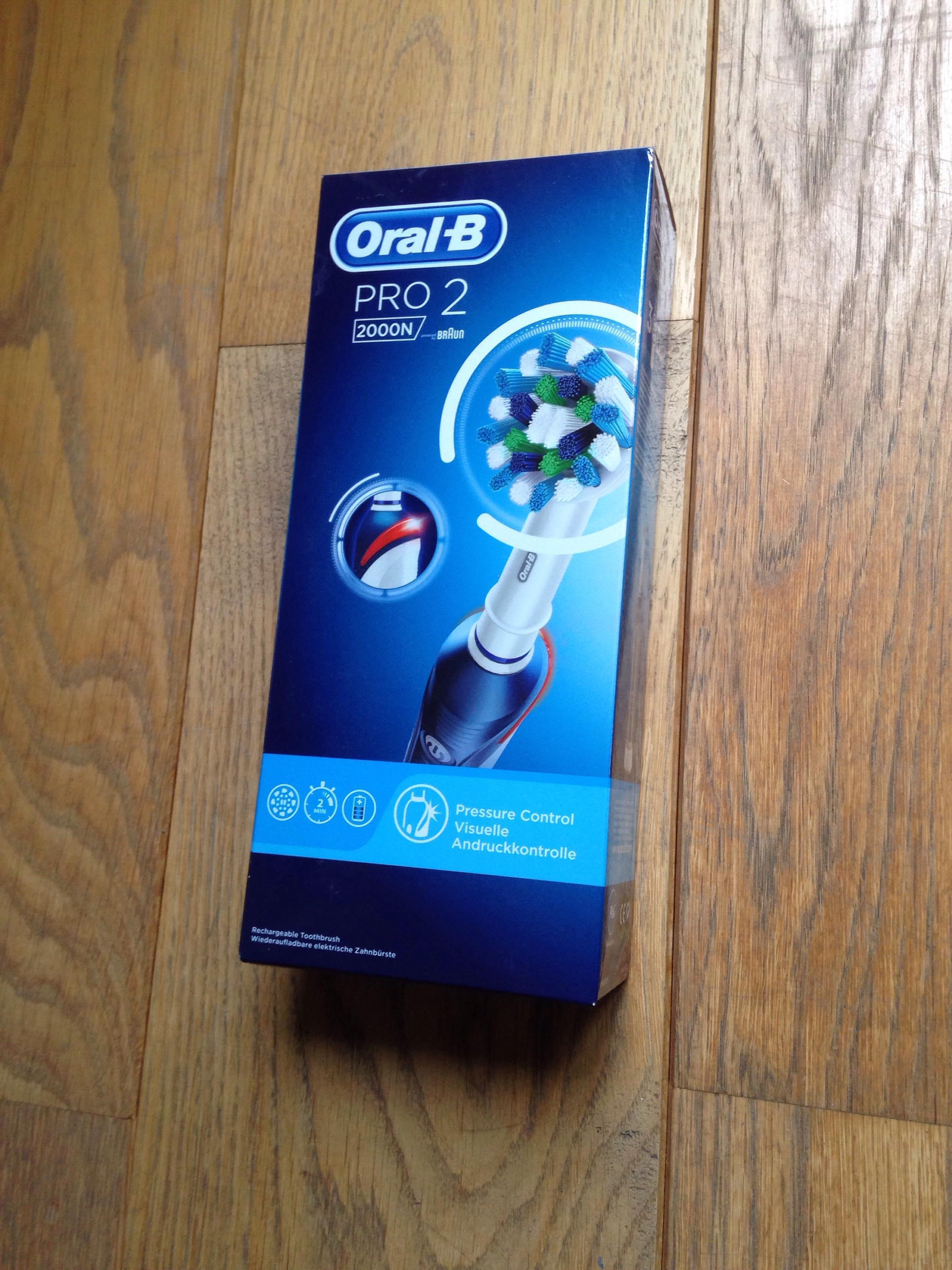 troc de troc brosse à dent électrique image 0