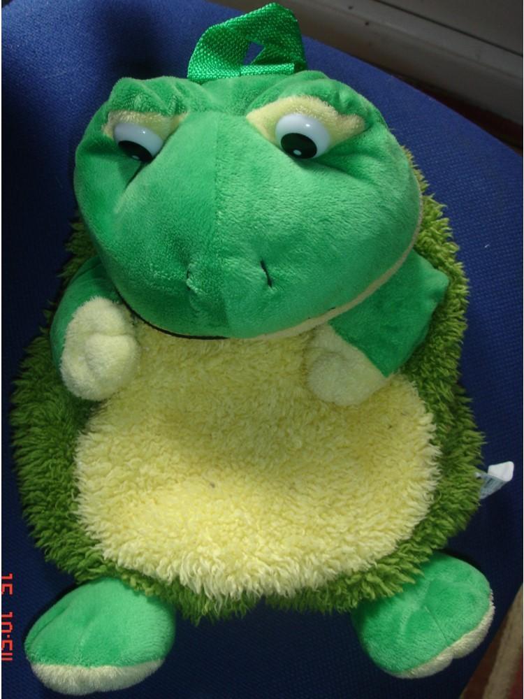 troc de troc sac À dos grenouille cherche sa princesse... ♥ / porte pyjama image 0