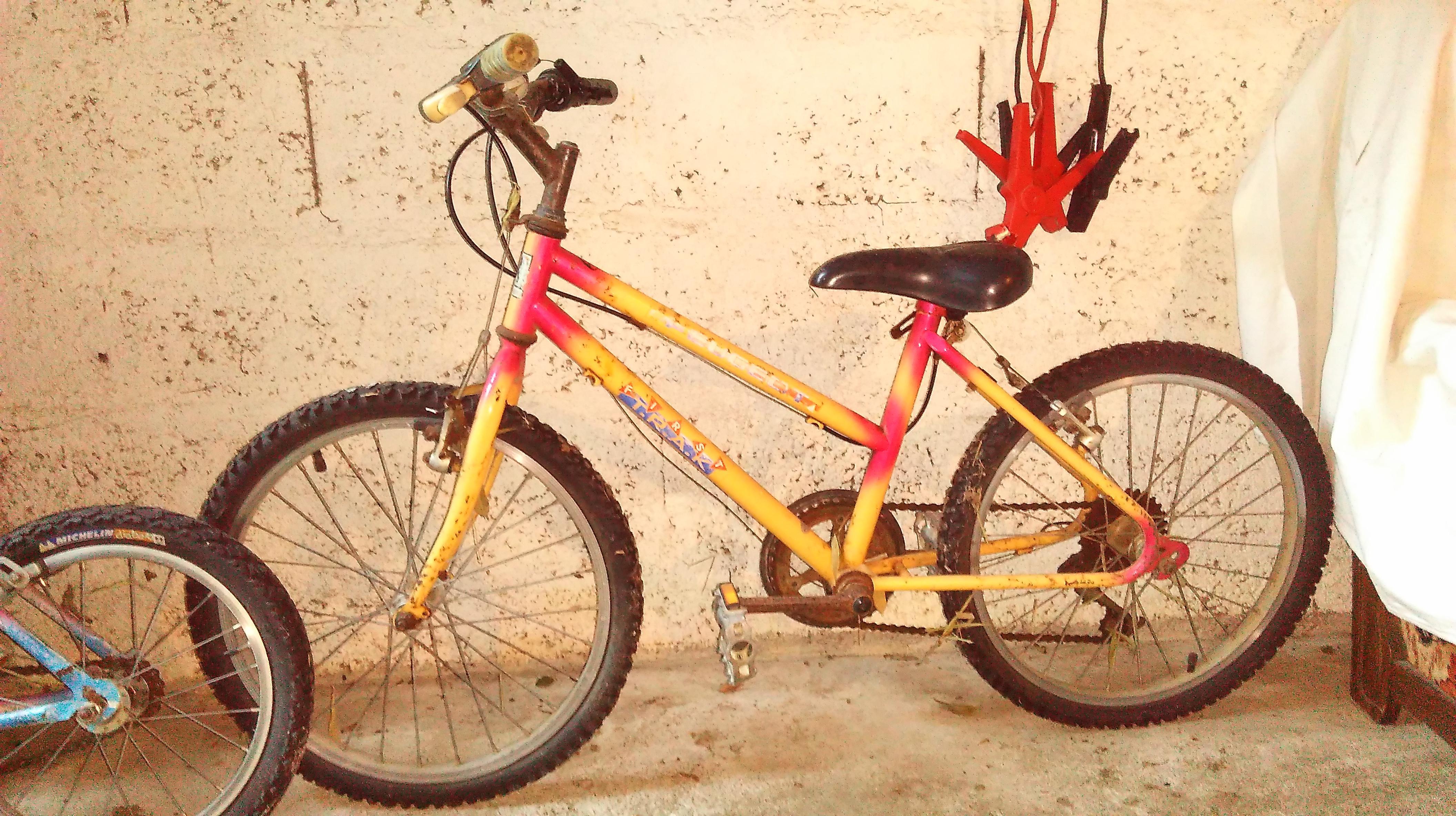 troc de troc 2 vélos enfant image 1