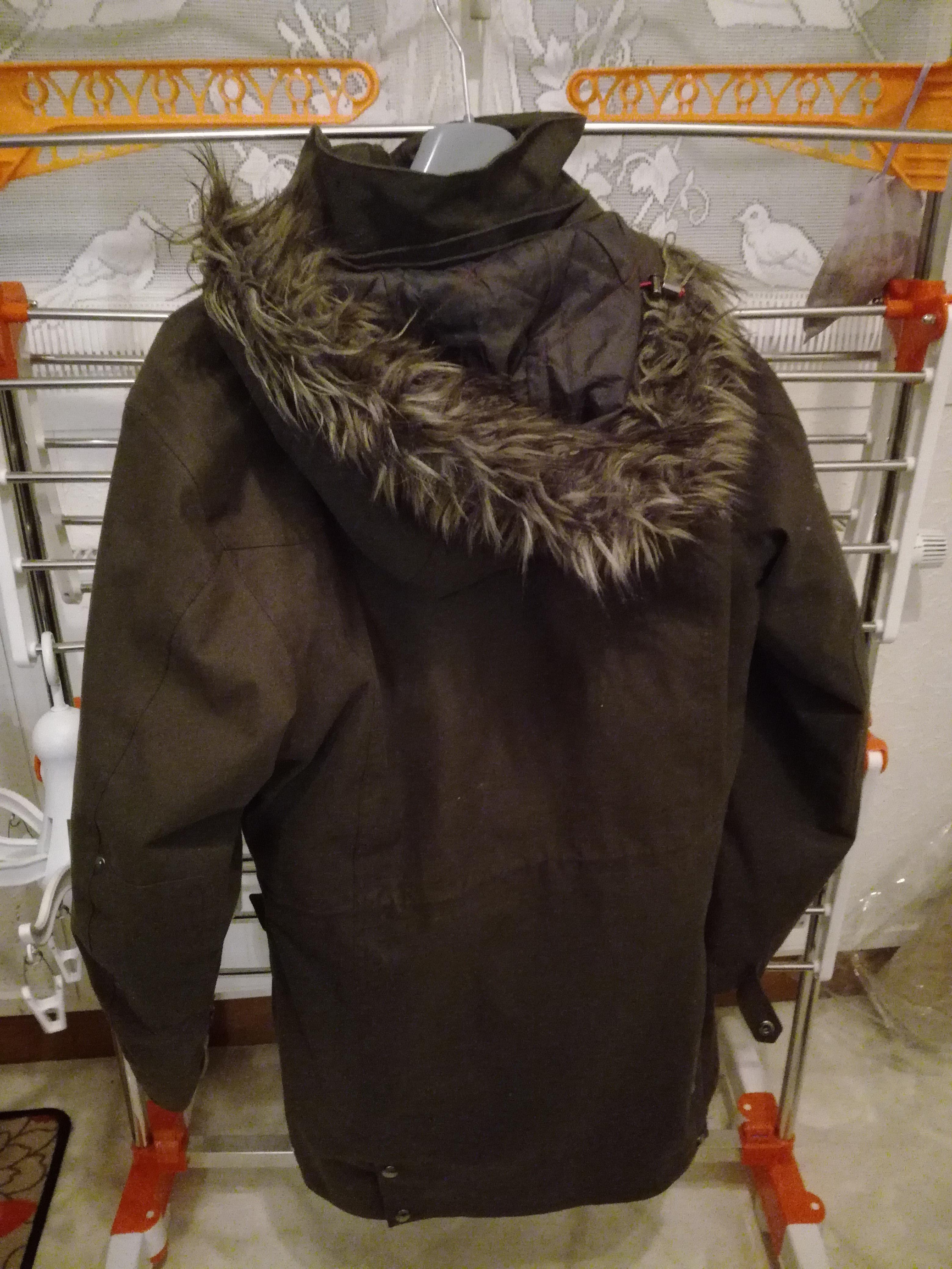 troc de troc joli manteau bien chaud pour l'hiver taille 36 assez lourd image 1