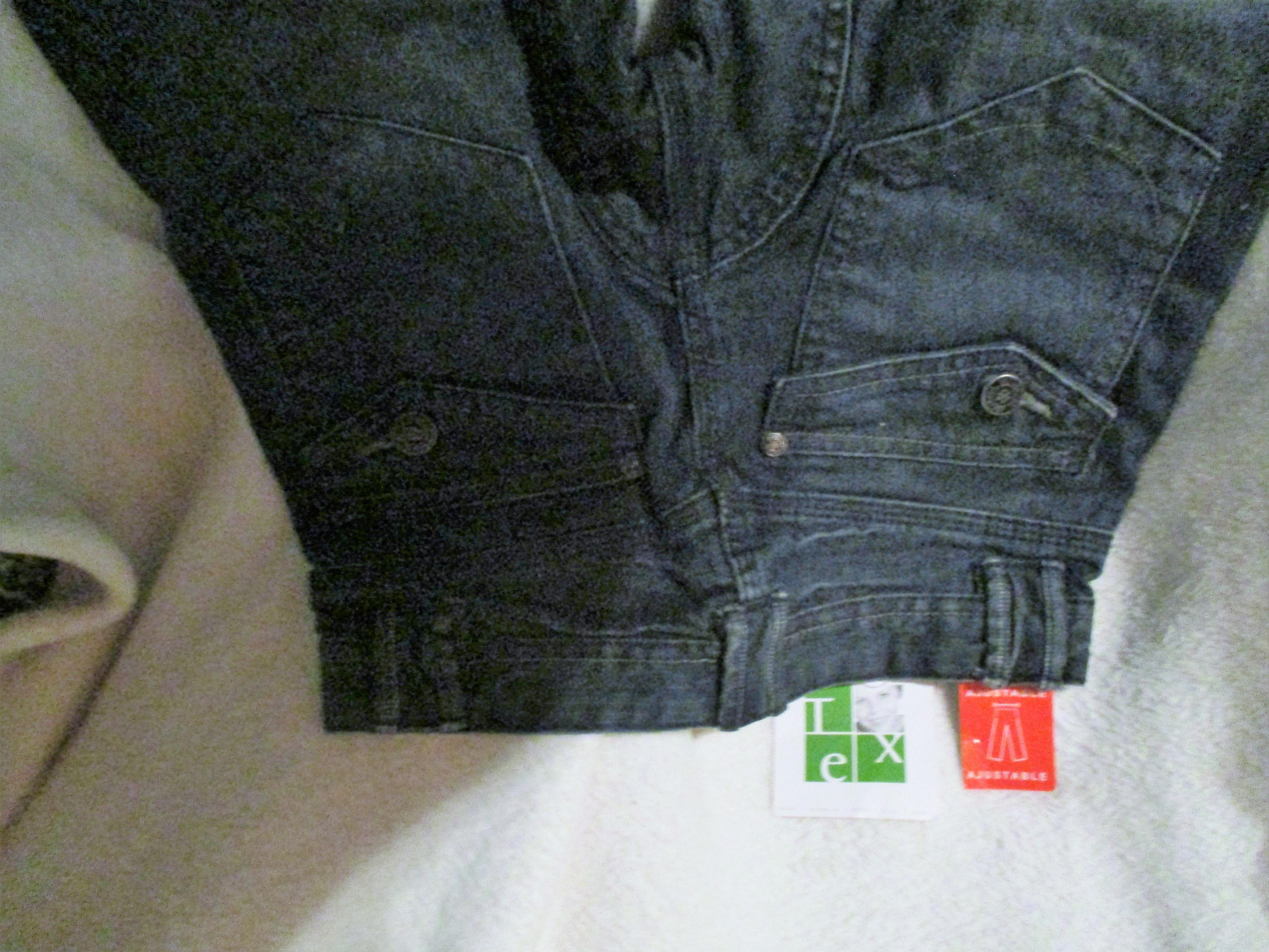 troc de troc pantalon jean 8 ans garçon neuf image 2