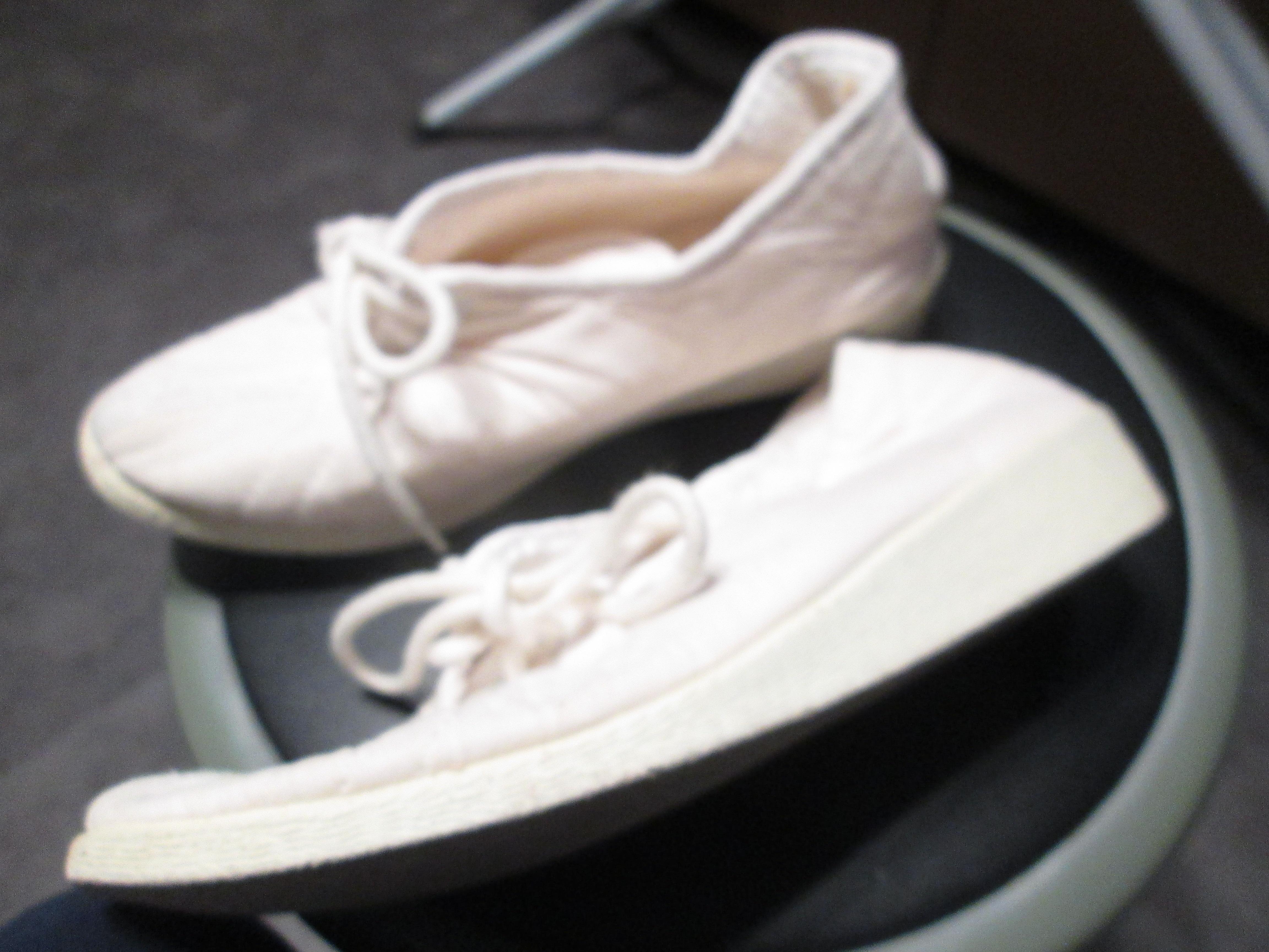 troc de troc chaussures pointure 36  toile pour faire de la marche 5 noisets image 1