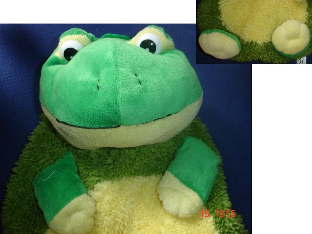 troc de troc sac À dos grenouille cherche sa princesse... ♥ / porte pyjama image 1