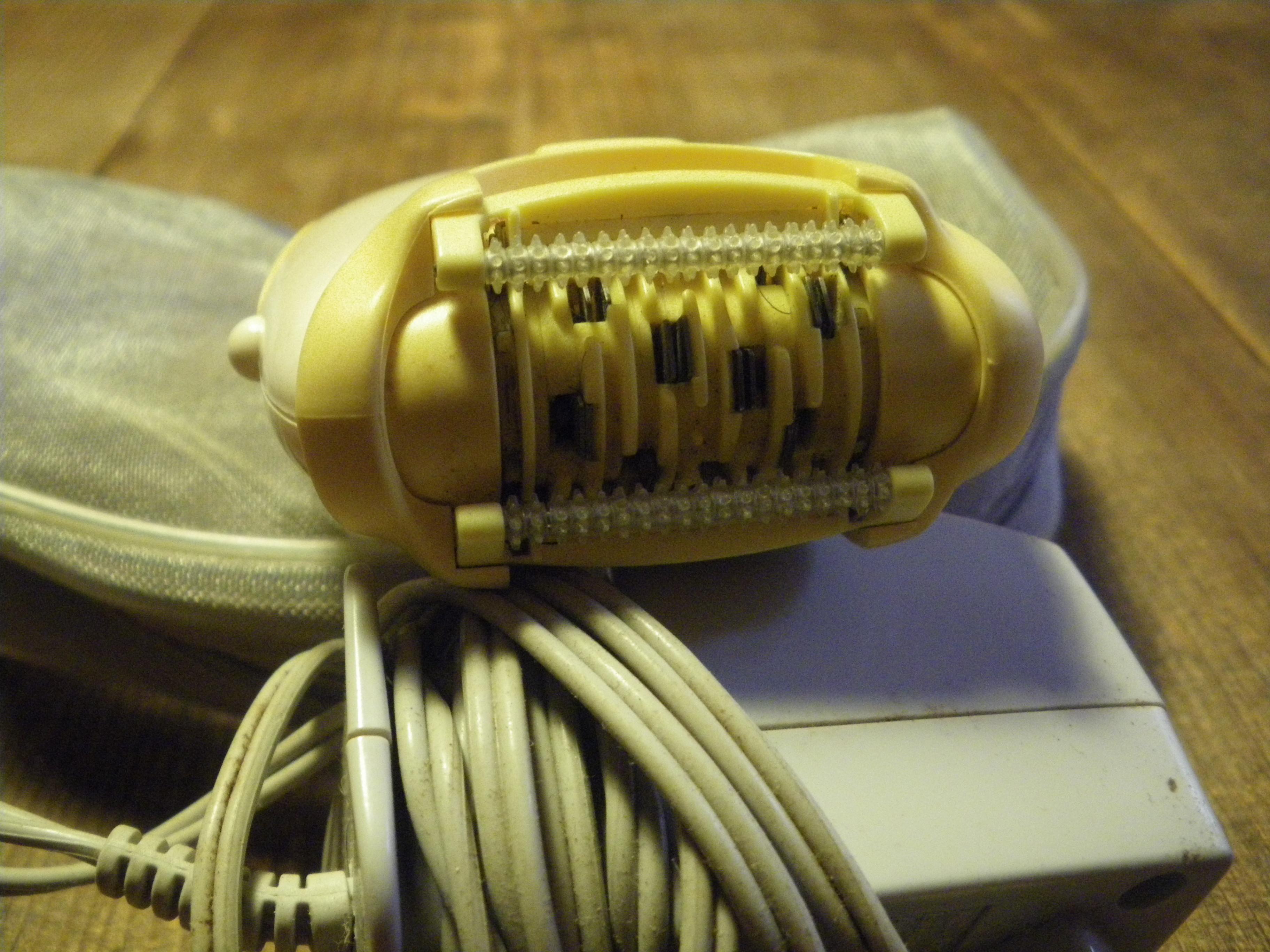 troc de troc Épilateur électrique image 1