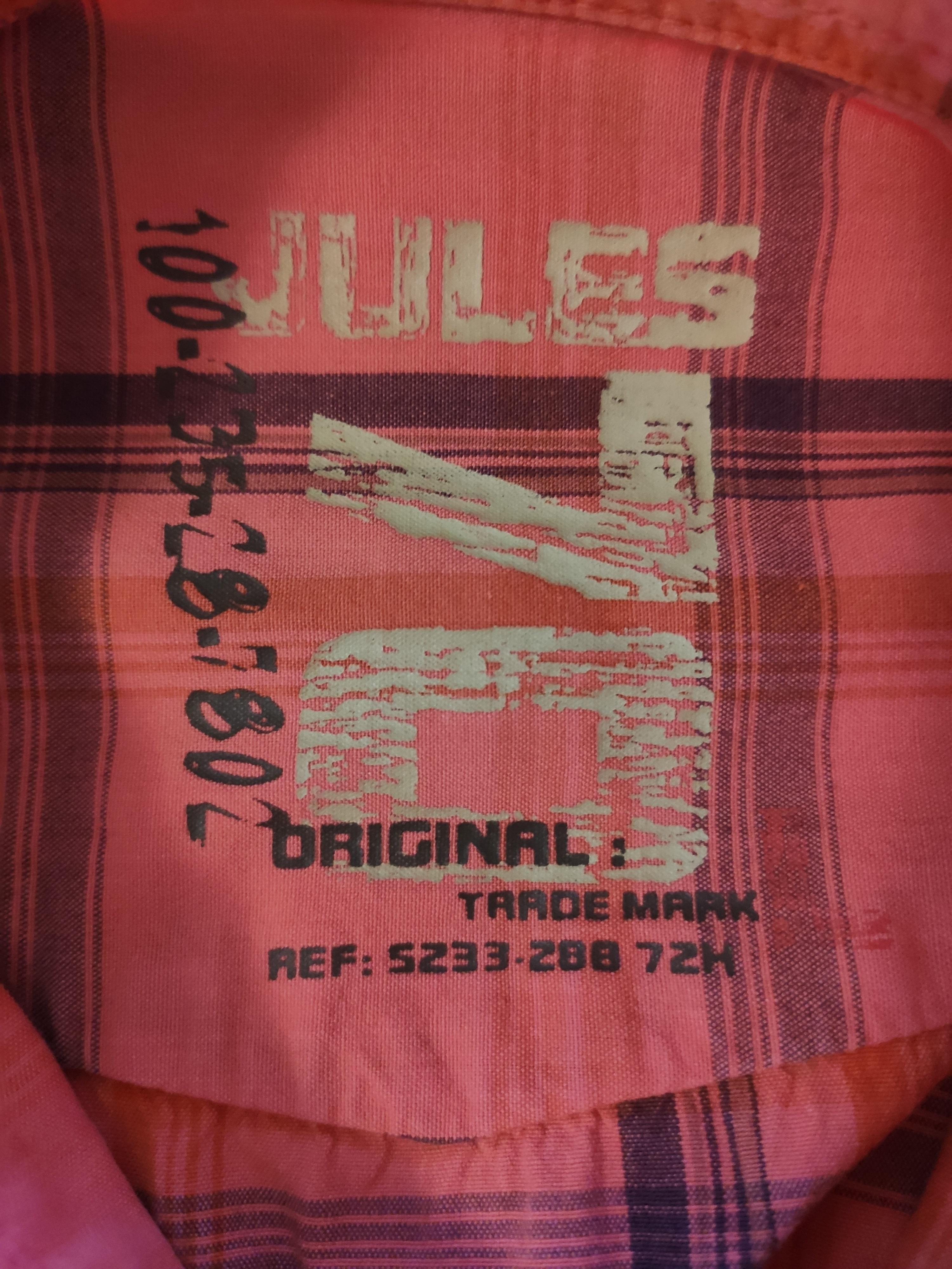 troc de troc chemisette/chemise à manches courtes - jules image 2